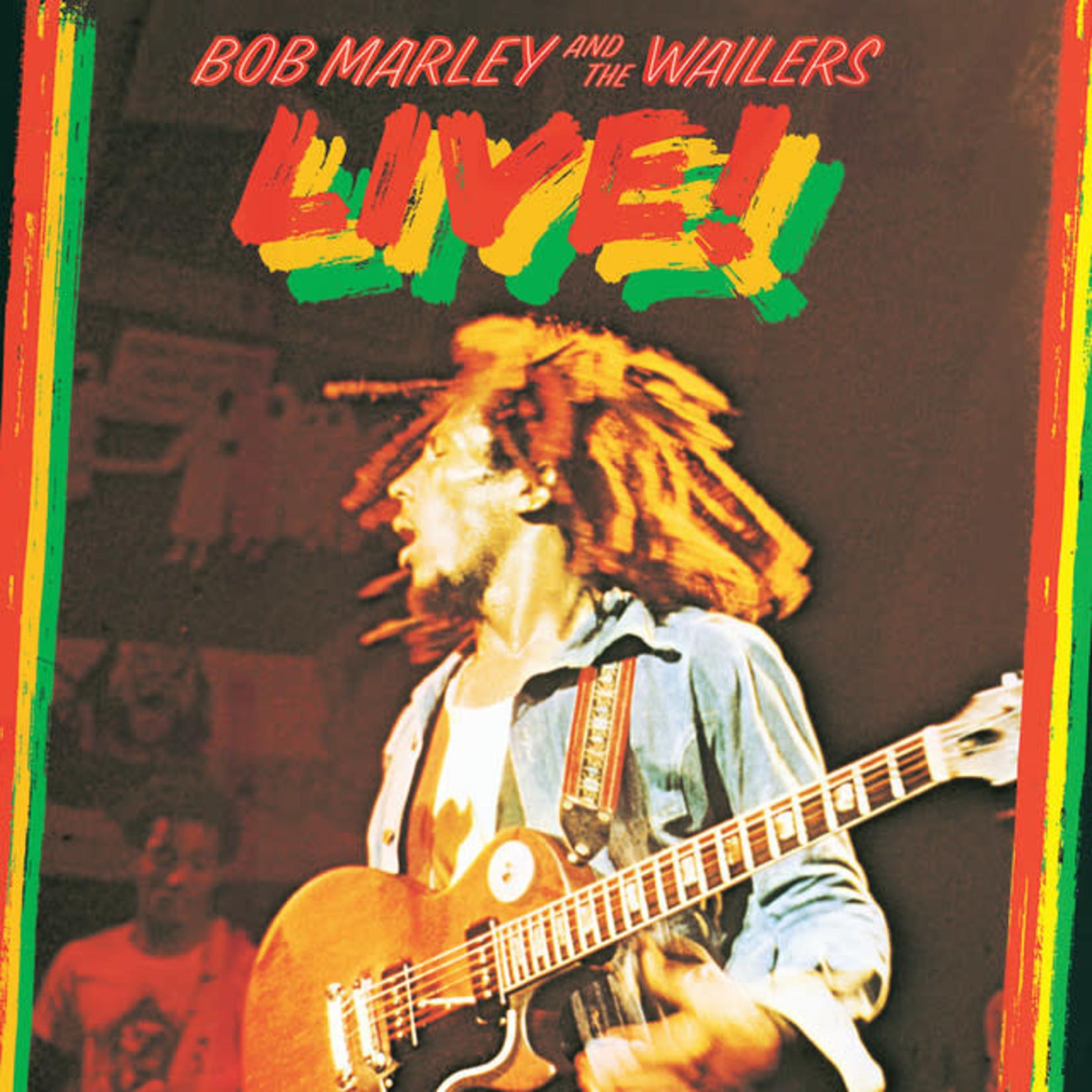 Vinyl Bob Marley - Live!