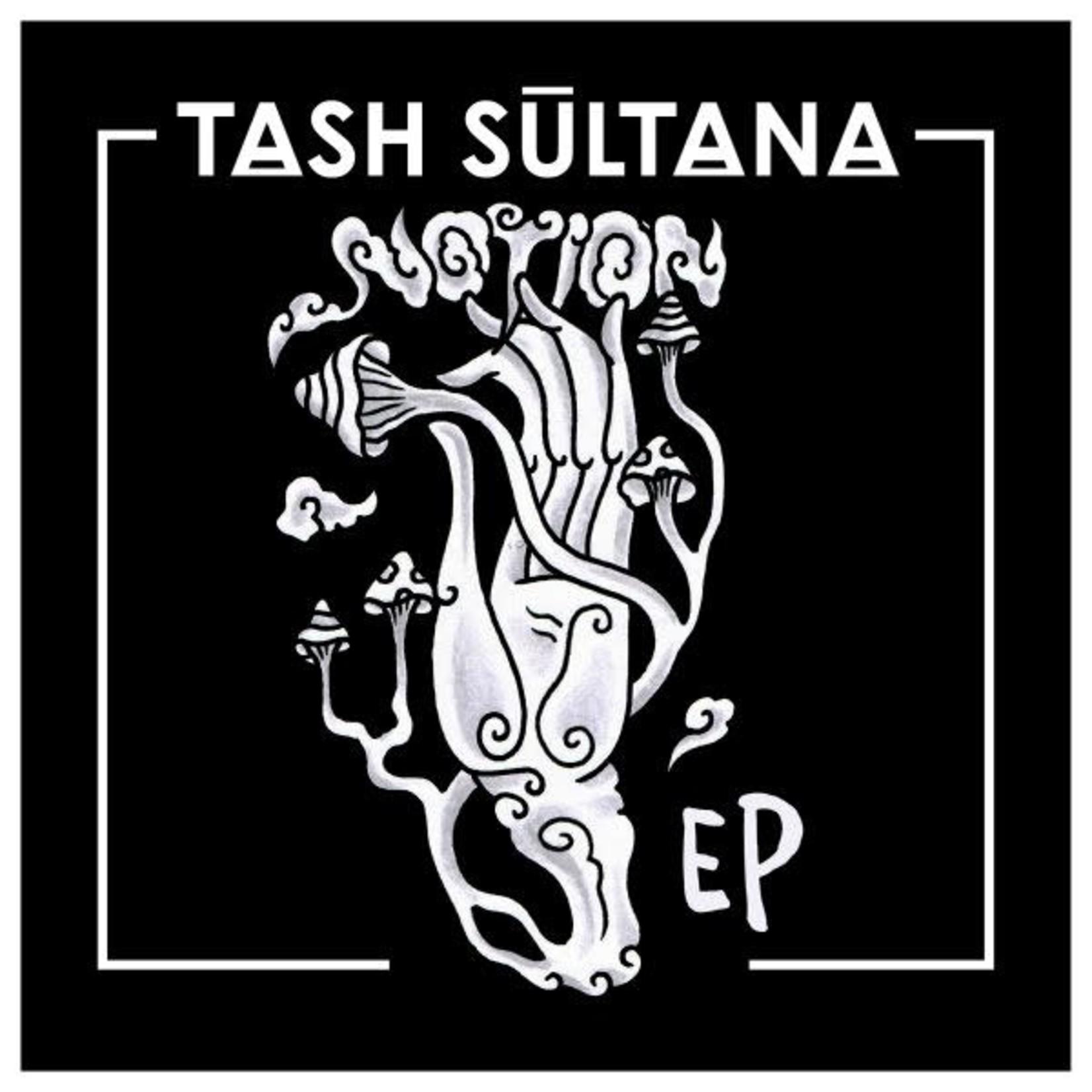 Vinyl Tash Sultana - EP