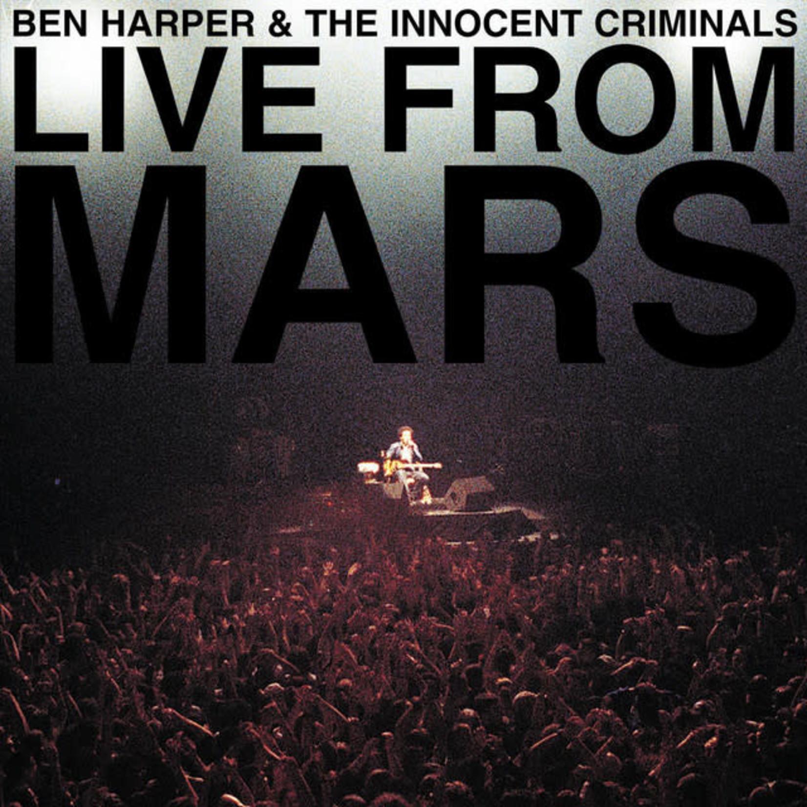 Vinyl Ben Harper - Live From Mars