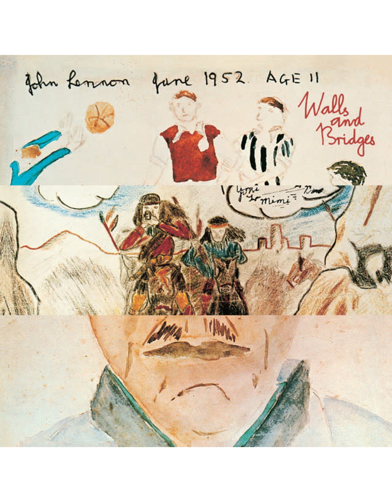 Vinyl John Lennon - Walls and Bridges