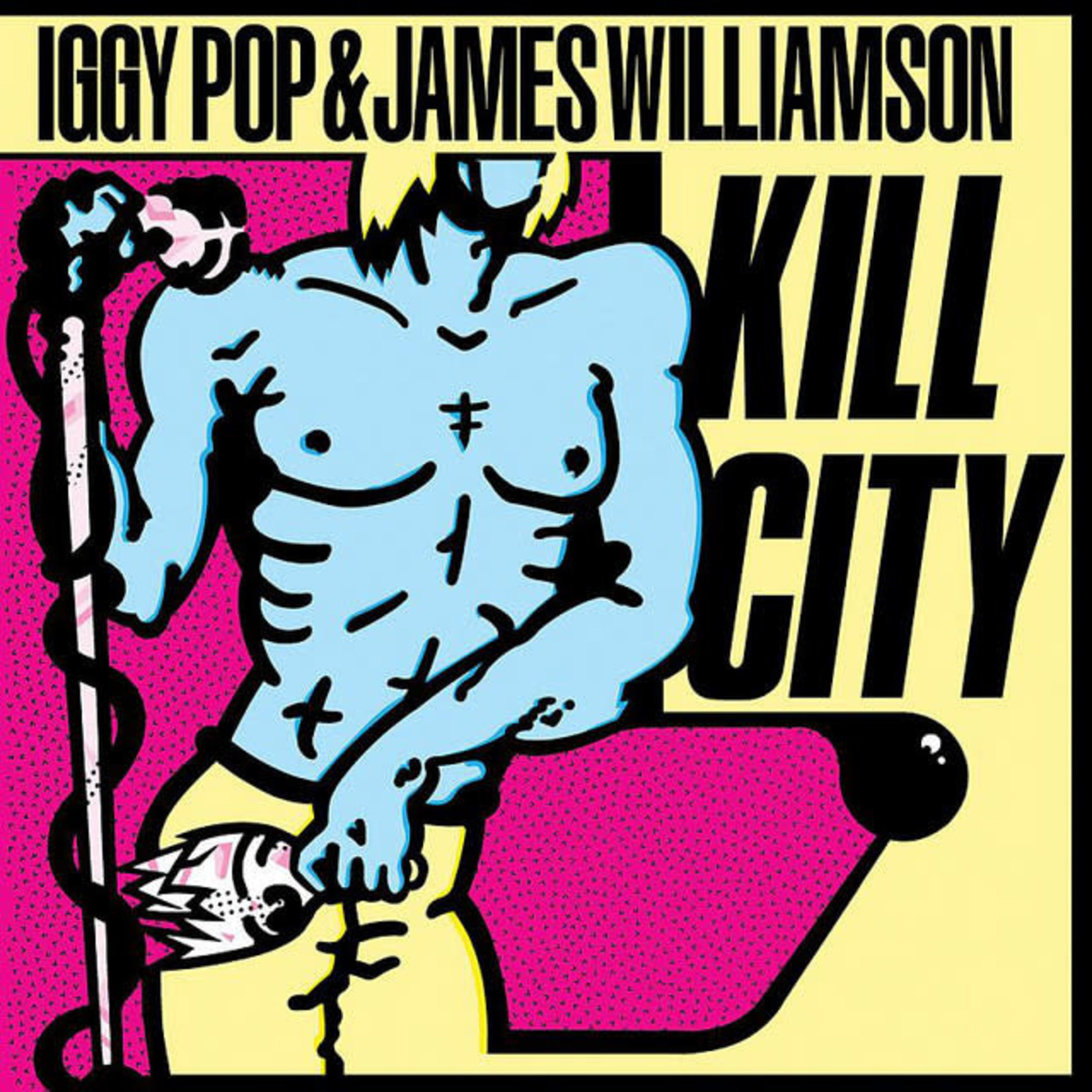 Vinyl Iggy Pop - Kill City