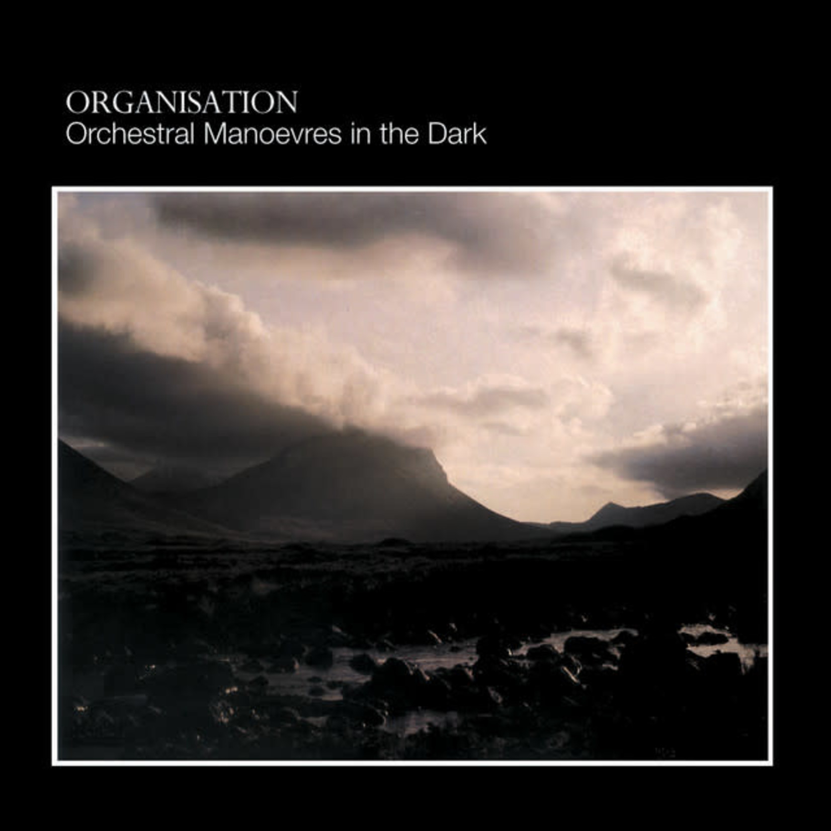 Vinyl Orchestral Manoeuvres In The Dark - Organisation