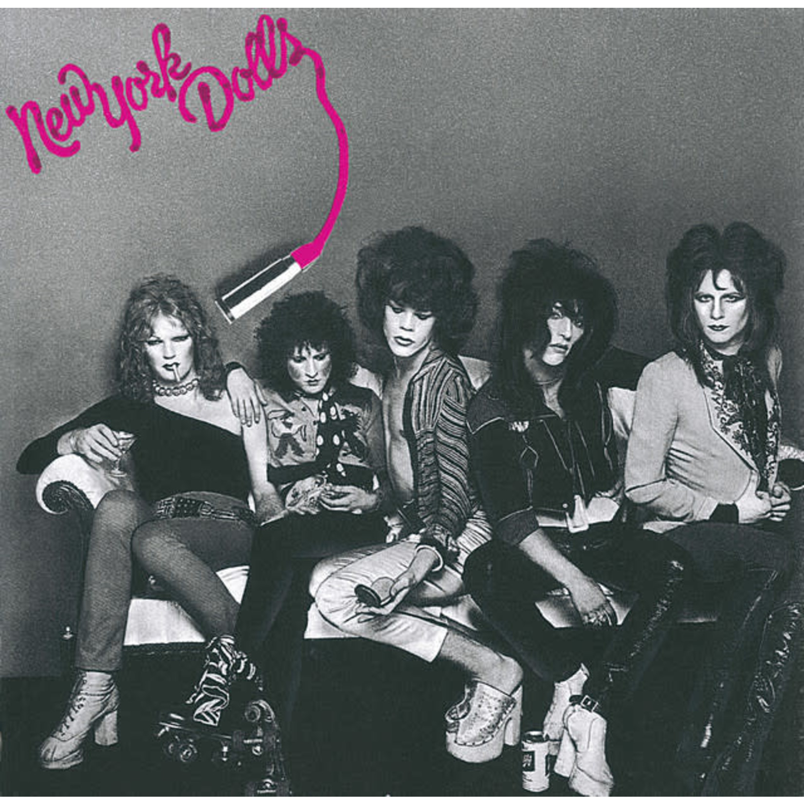 Vinyl New York Dolls - S/T