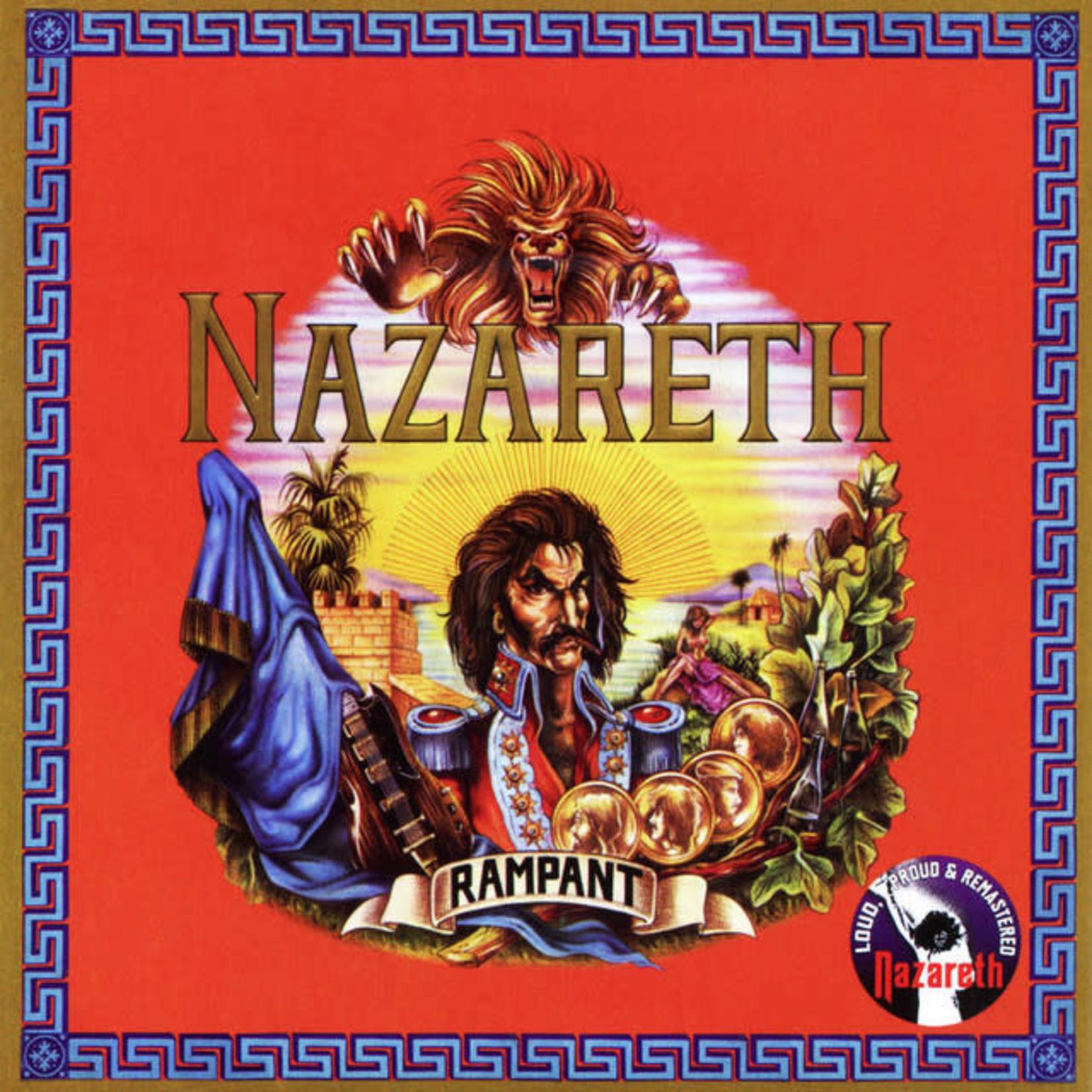Vinyl Nazareth - Rampant (Colour Vinyl)