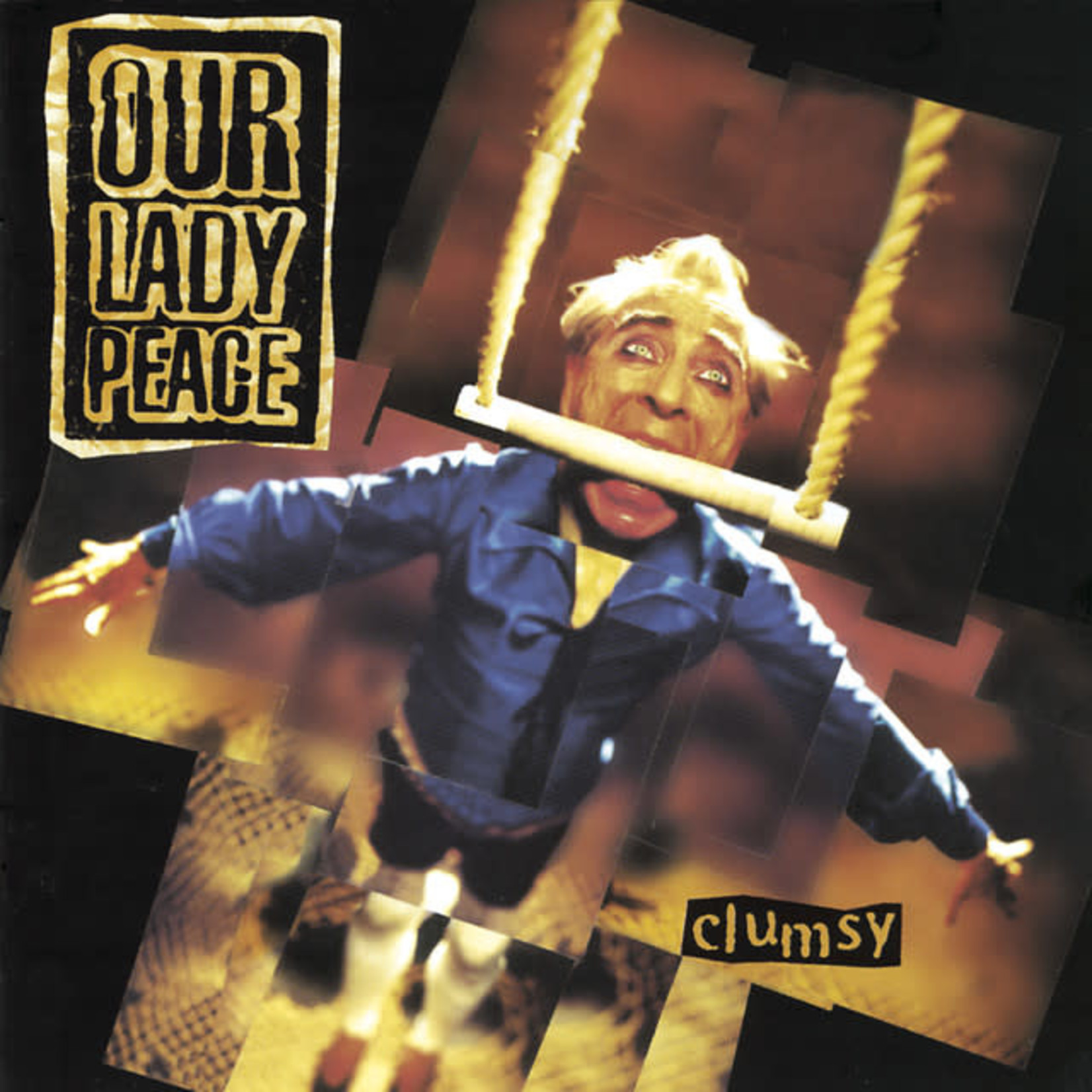 Vinyl Our Lady Of Peace - Clumsy