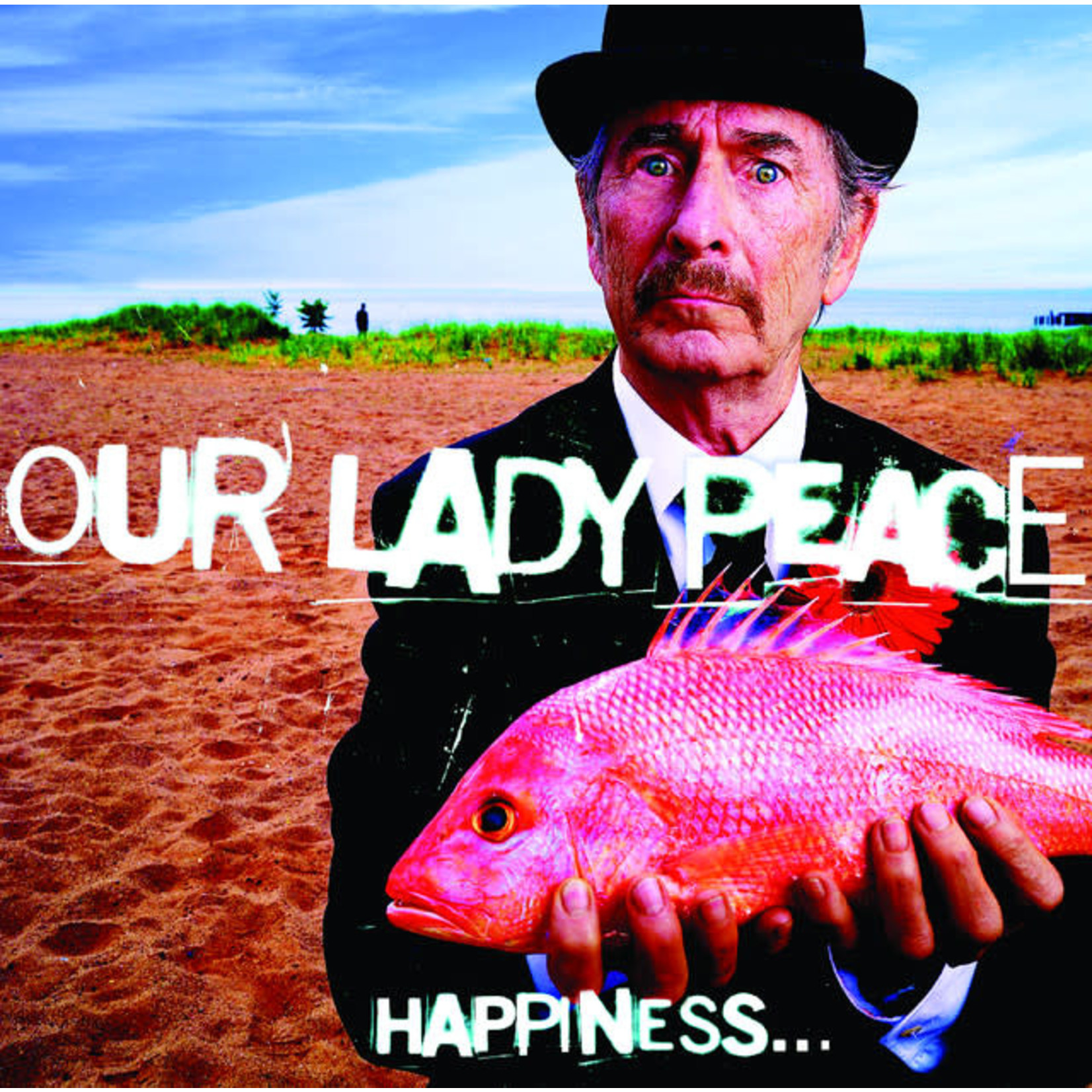 Vinyl Our Lady Of Peace - Happiness...