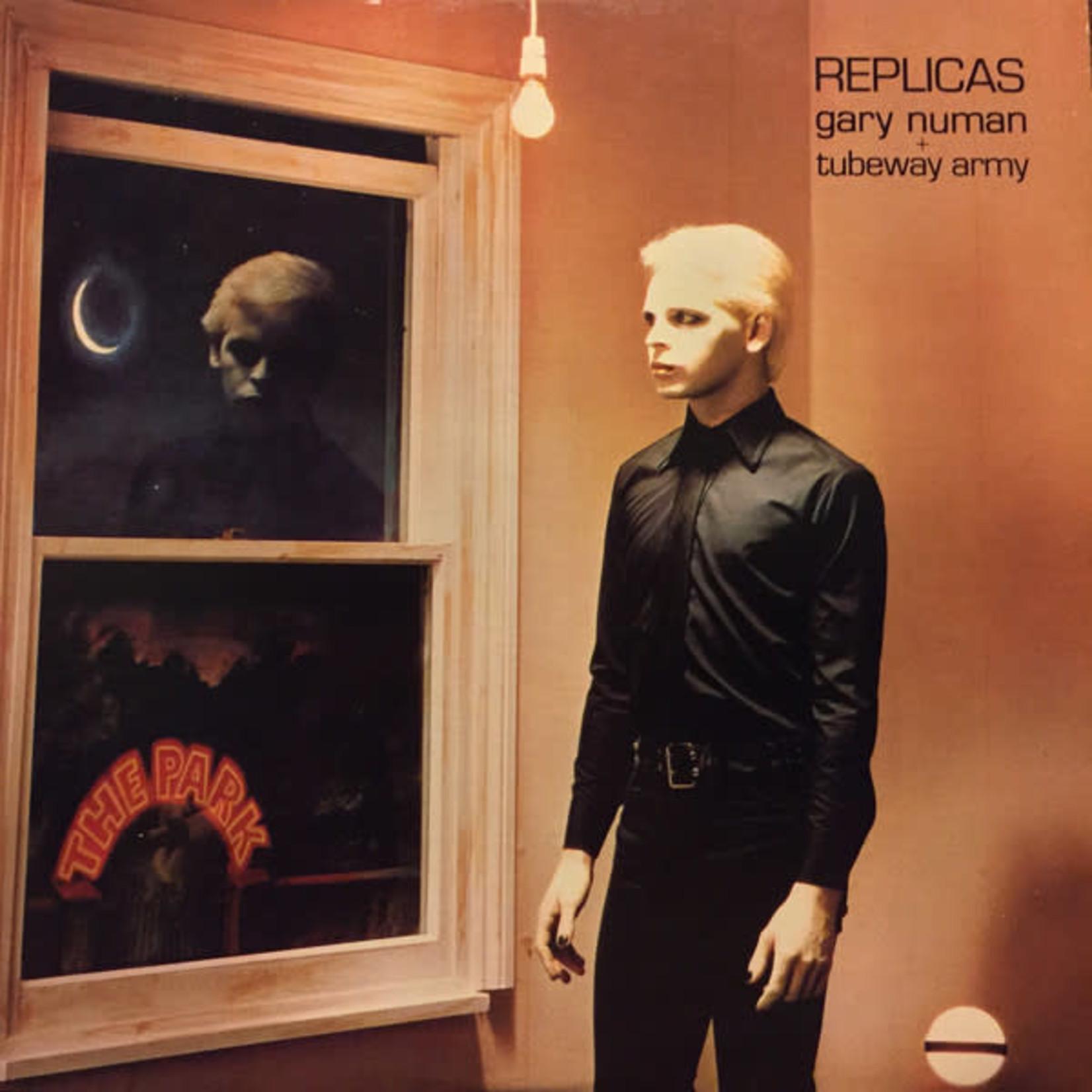 Vinyl Gary Numan /Tubeway Army - Replicas