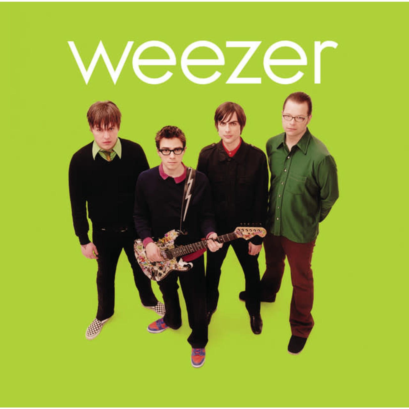Vinyl Weezer - Green Album