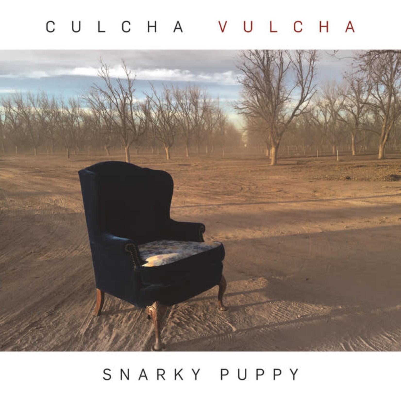 Vinyl Snarky Puppy - Culcha Vulcha