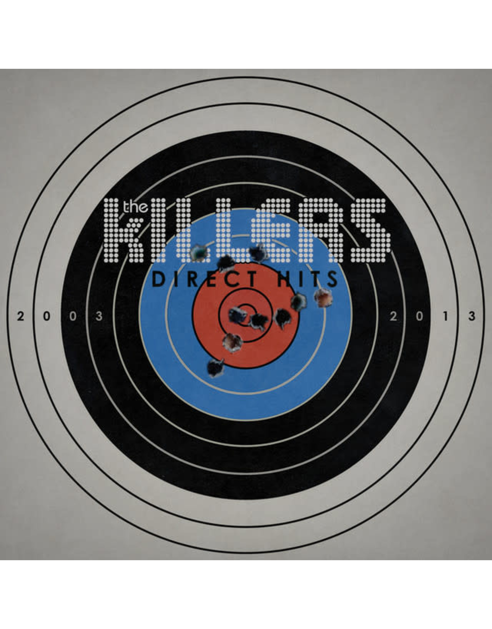 Vinyl The Killers - Direct Hits