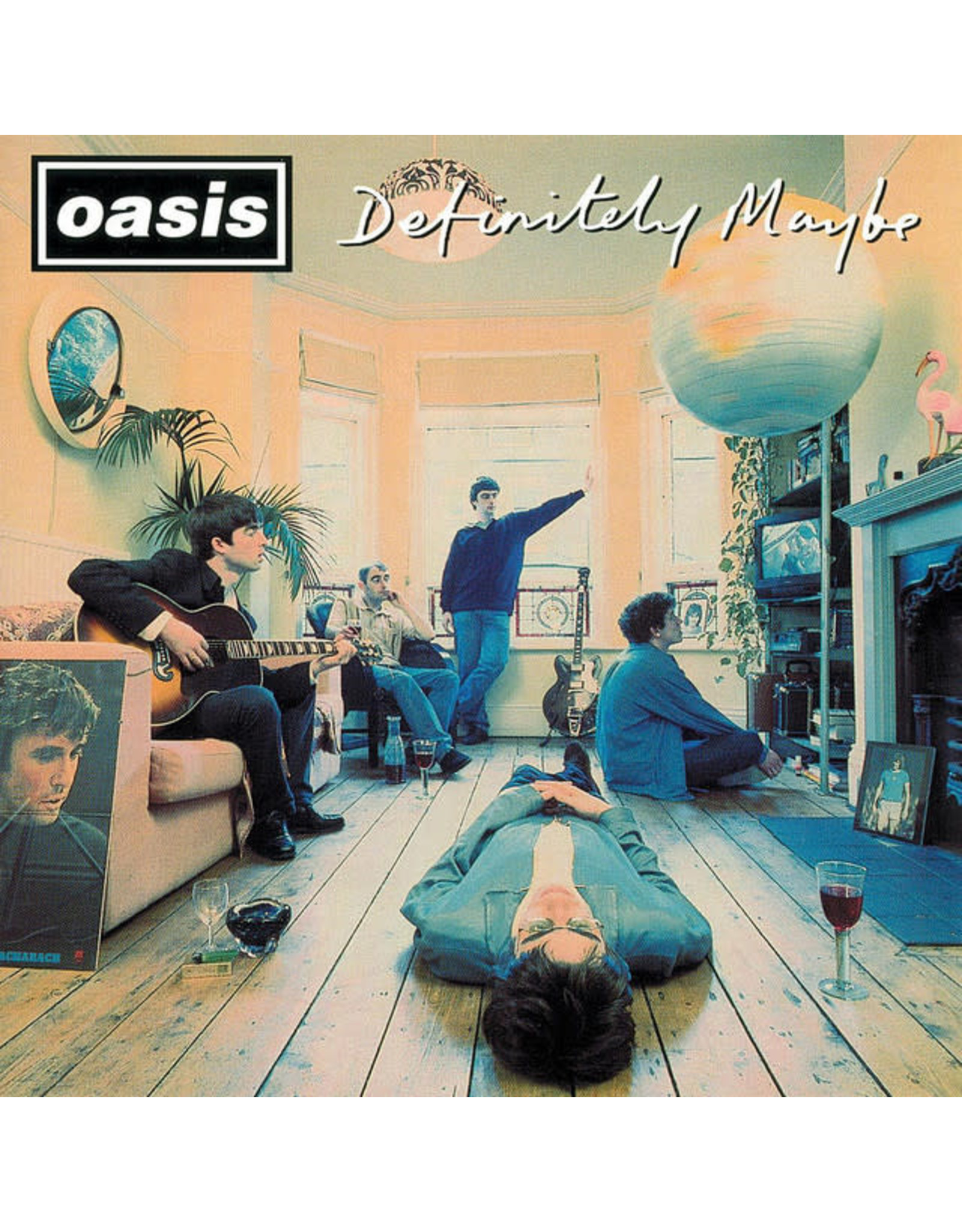 Vinyl Oasis - Definitely Maybe