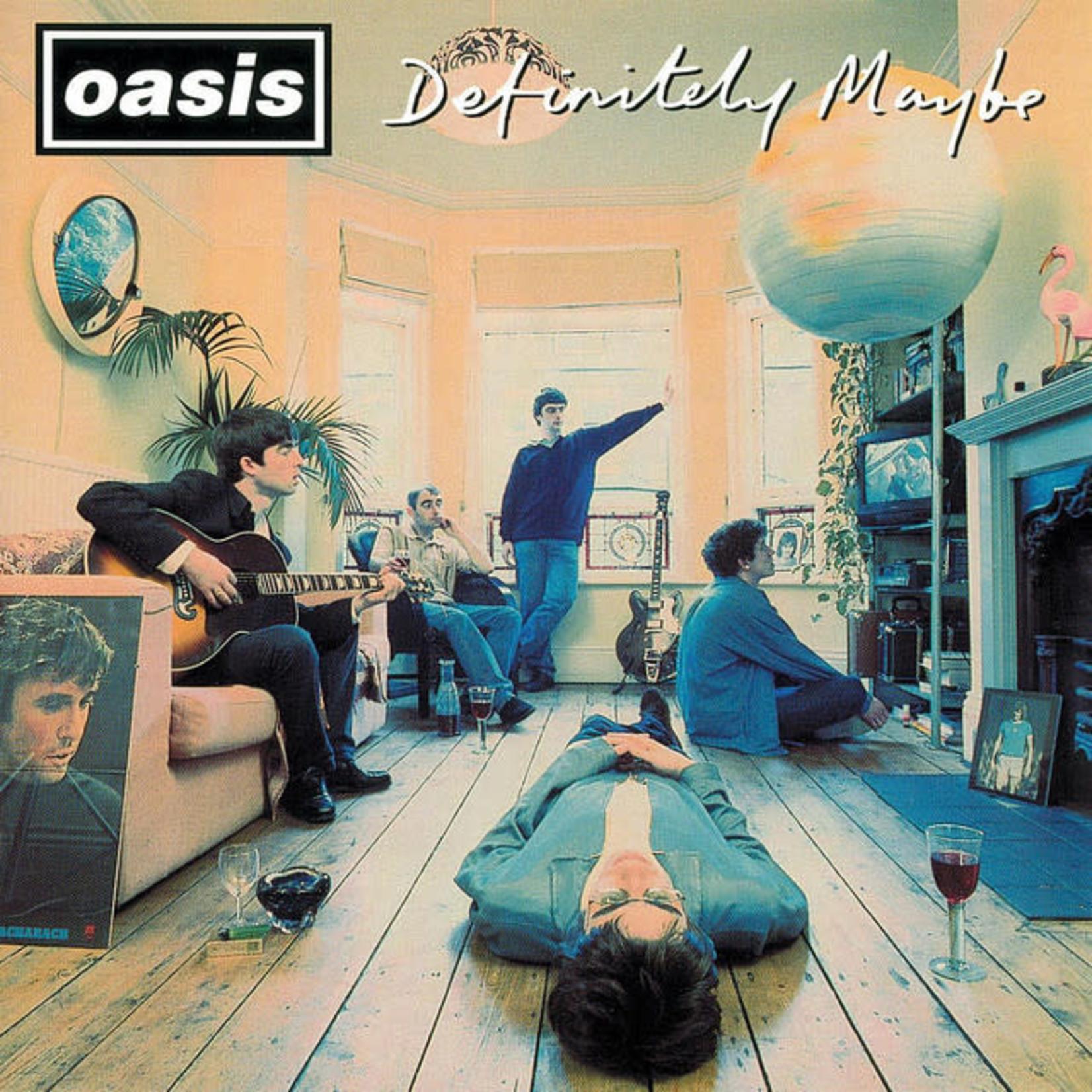 Vinyl Oasis - Definitely Maybe