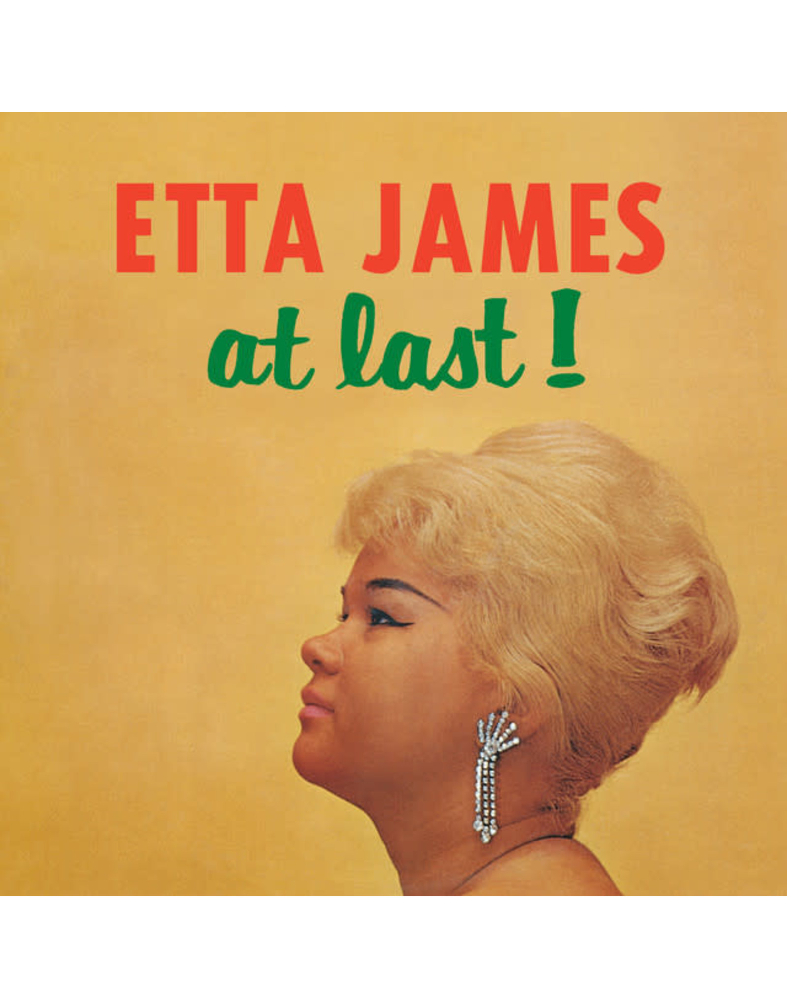 Vinyl Etta James - At Last