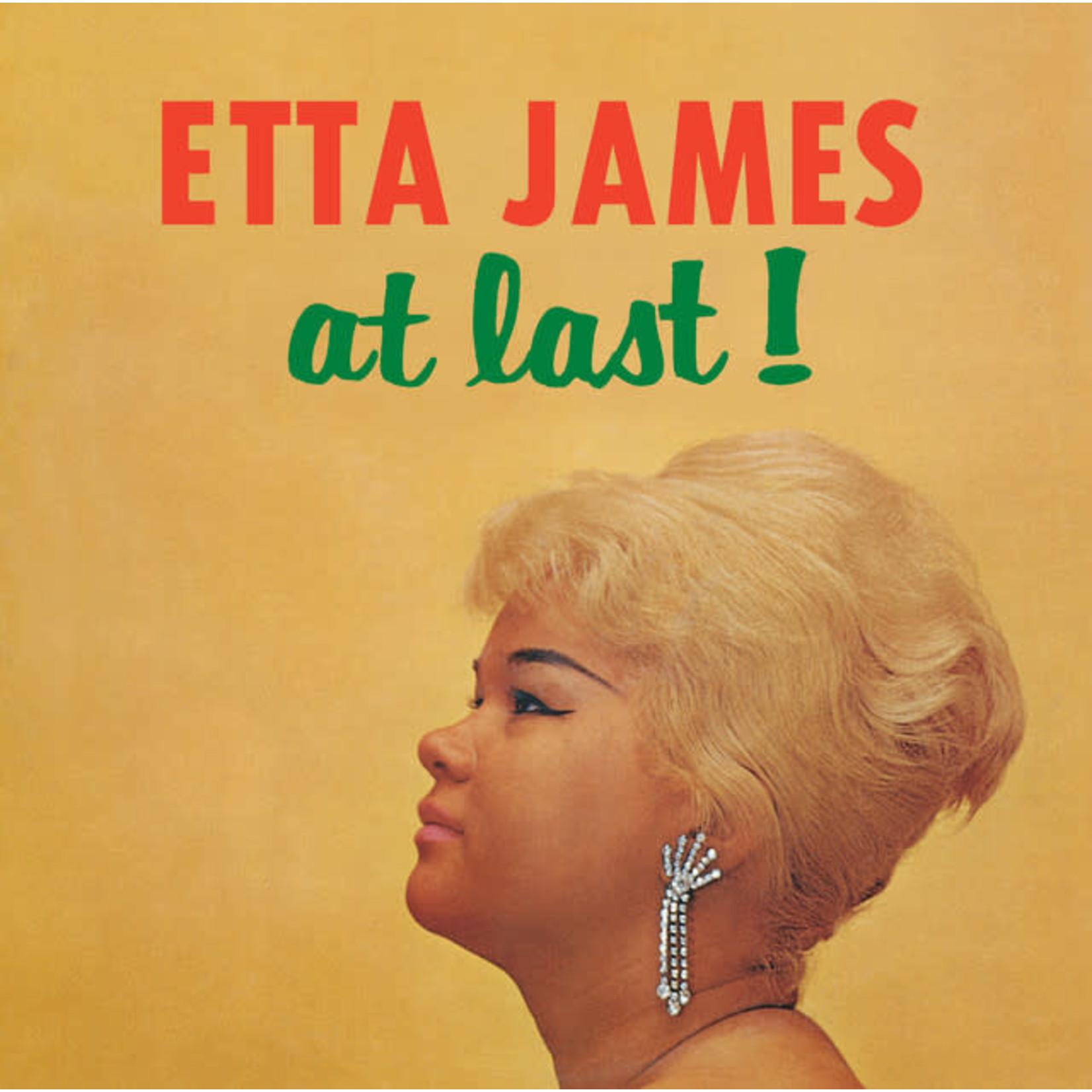 Vinyl Etta James - At Last