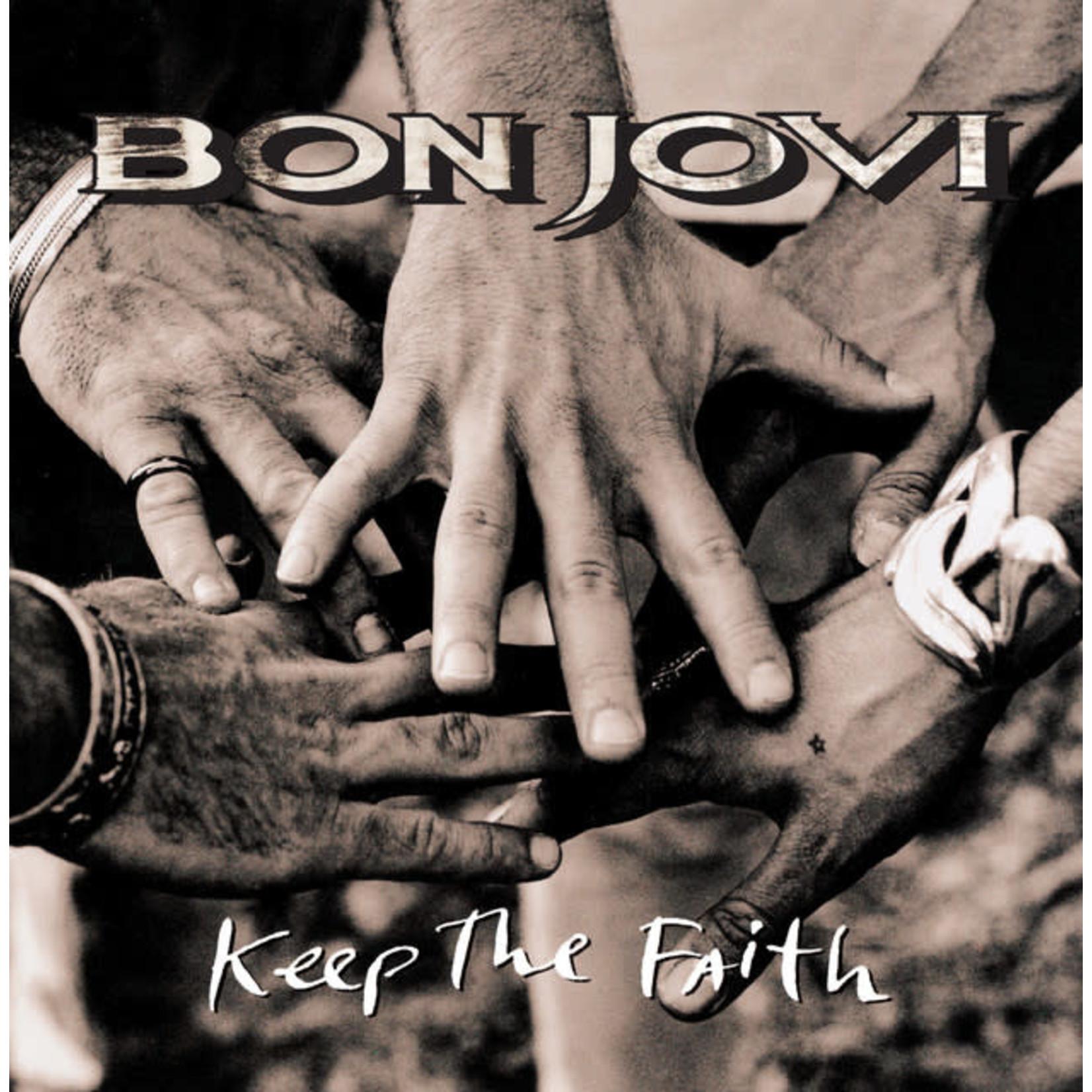 Vinyl Bon Jovi - Keep The Faith