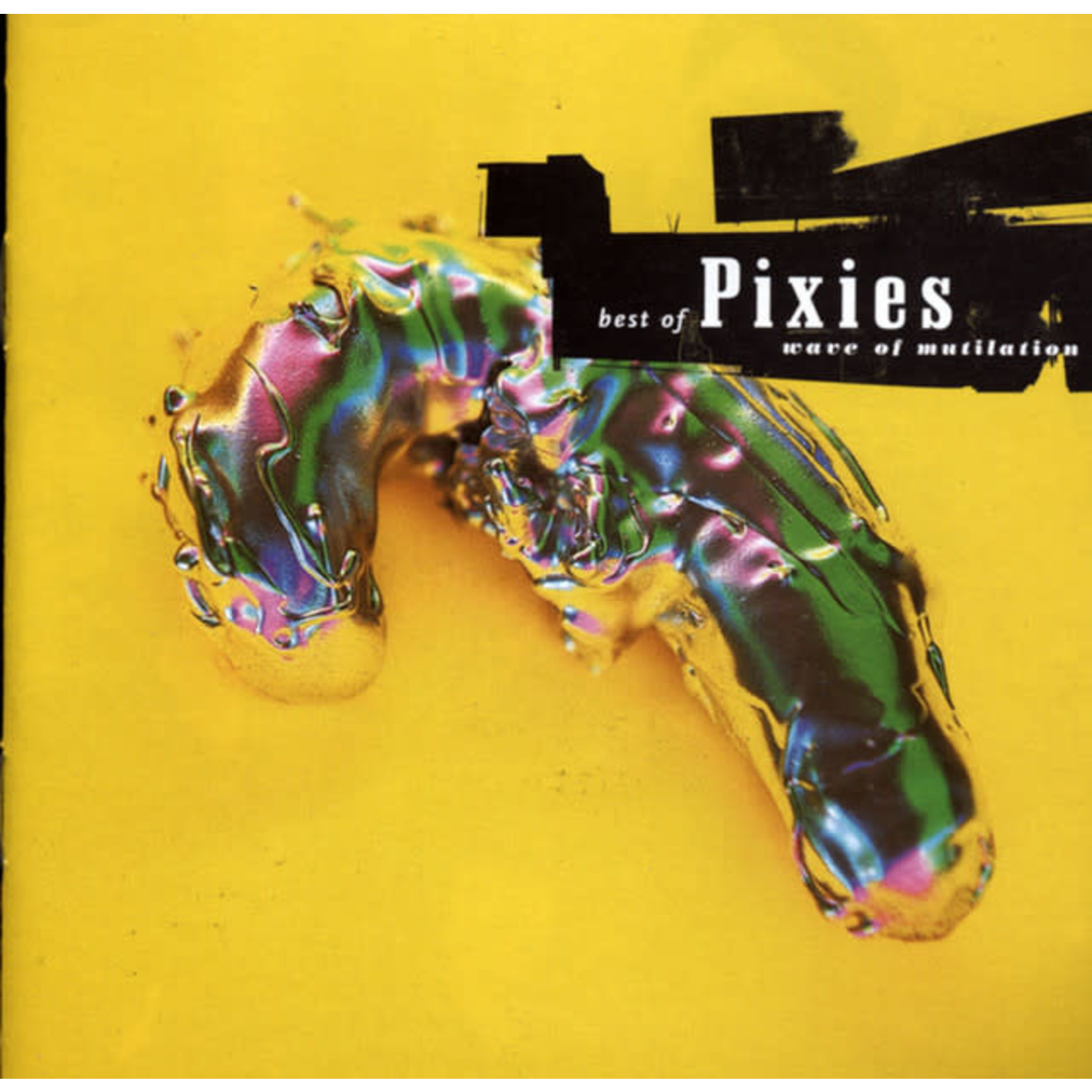 Vinyl The Pixies - Wave Of Mutilation (Best Of)