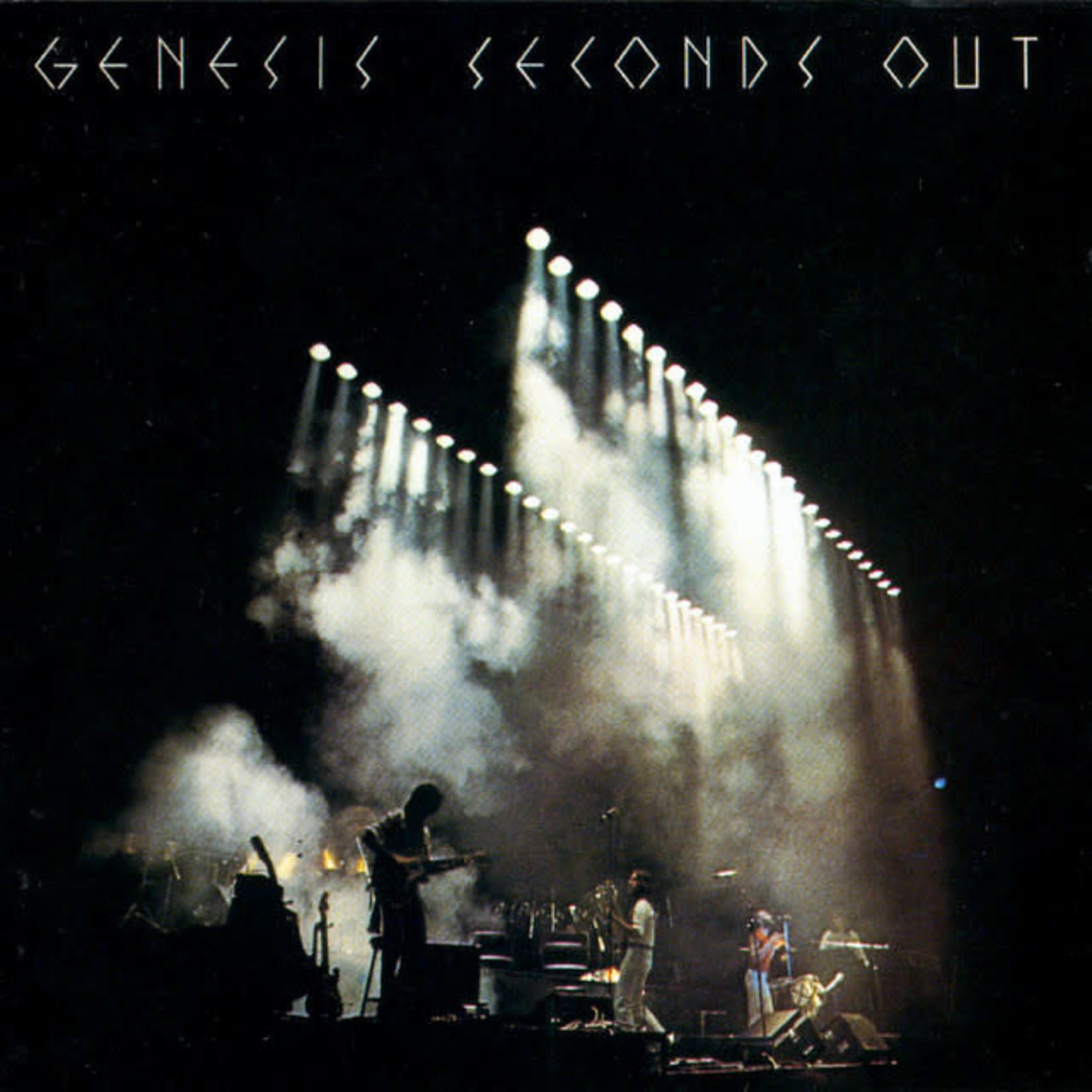 Vinyl Genesis - Seconds Out