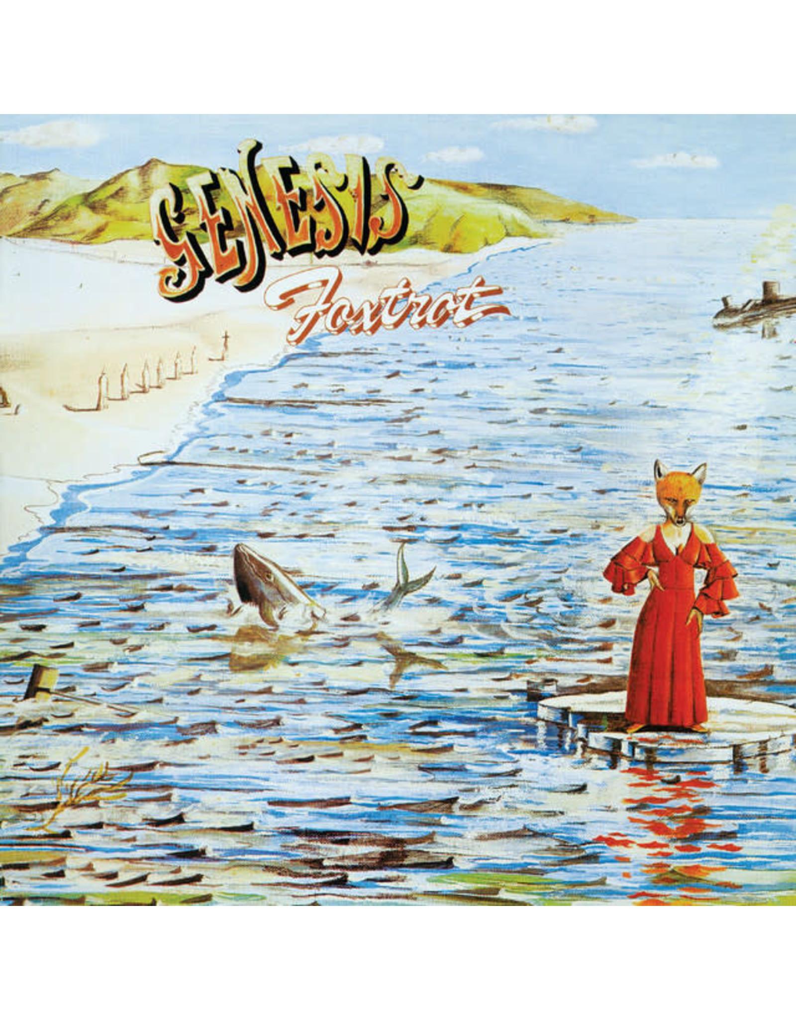 Vinyl Genesis - Foxtrot