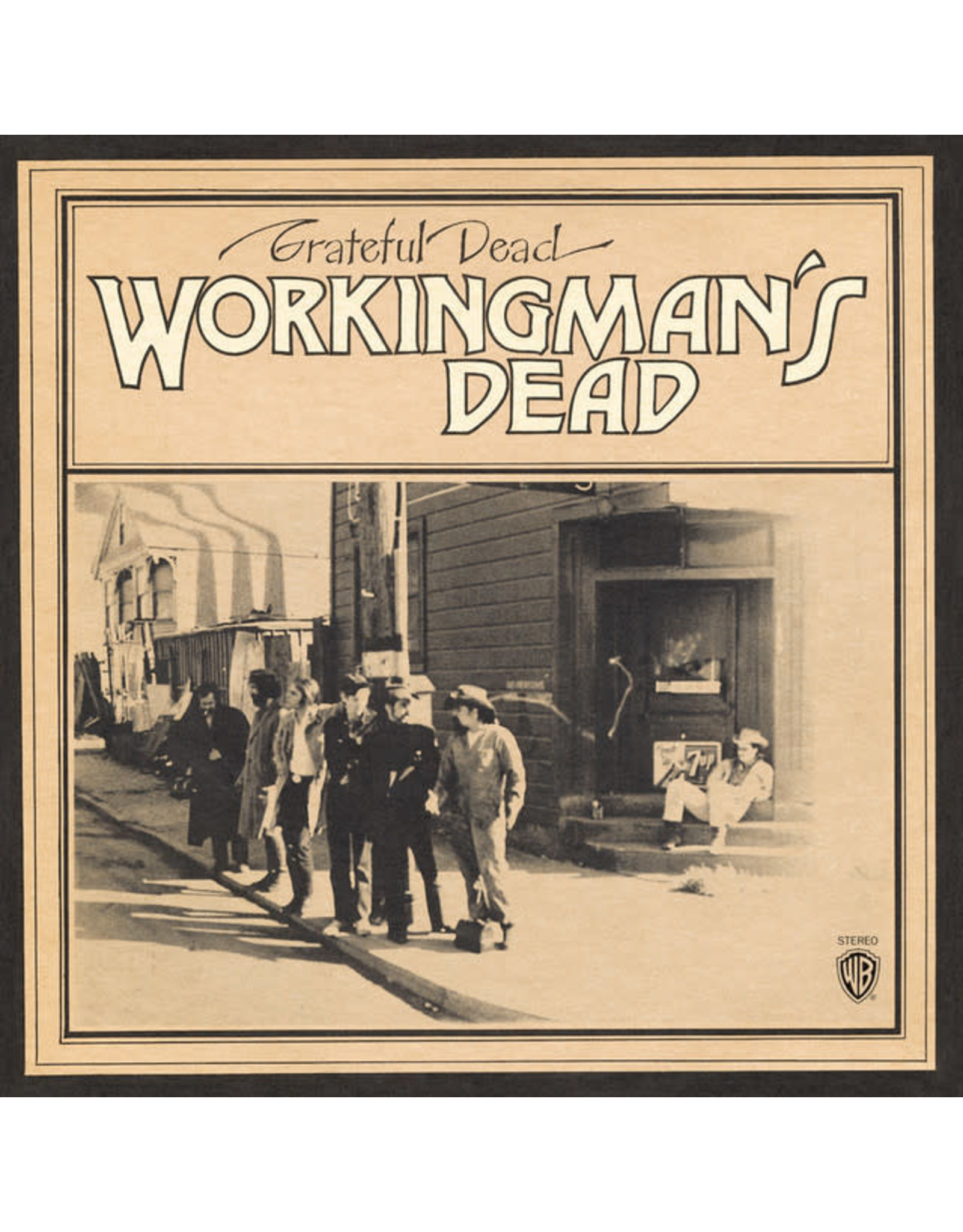 Vinyl The Grateful Dead - Workingman's Dead (50th Anniversary) - Picture Disc