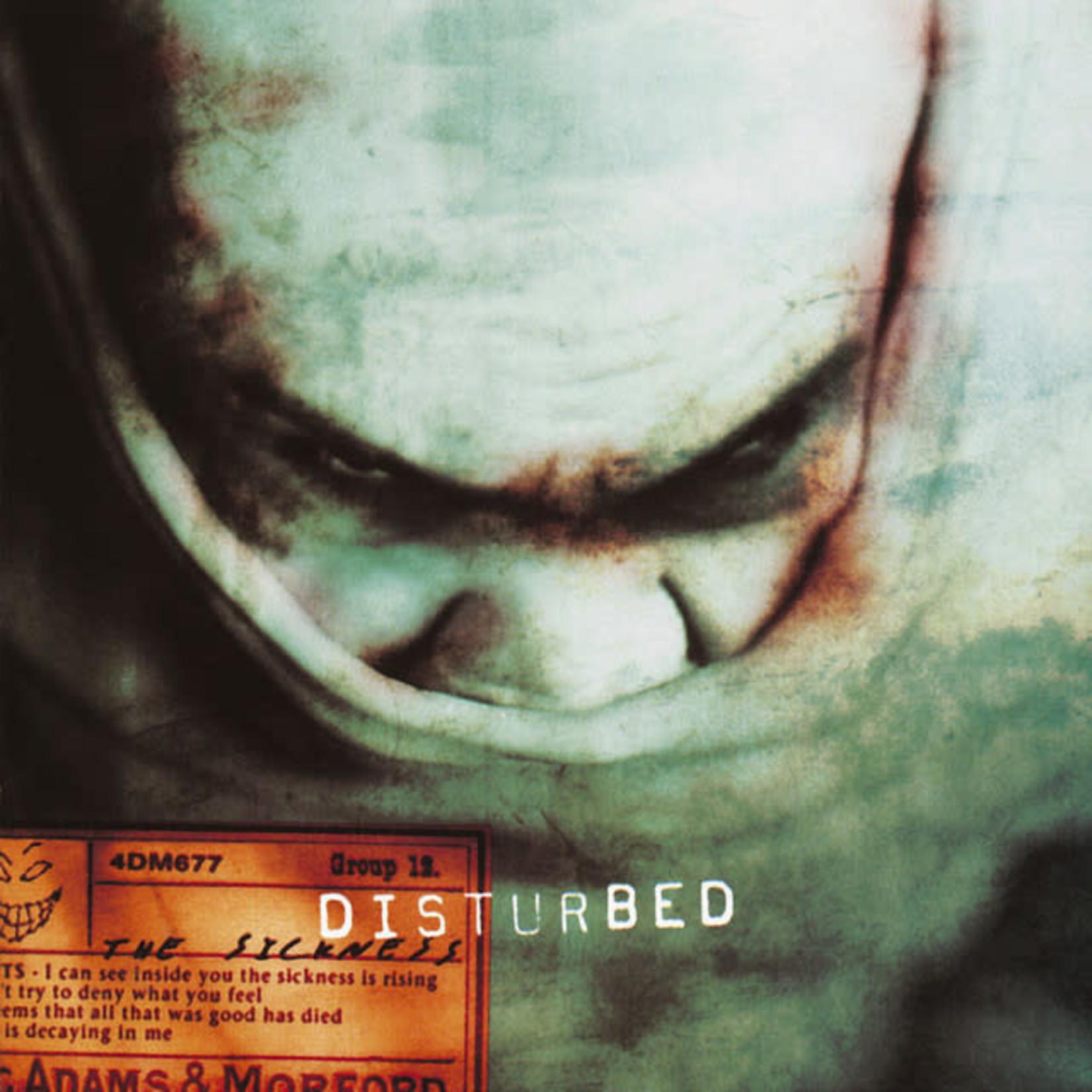 Vinyl Disturbed - The Sickness (20th Anniversary Edition)