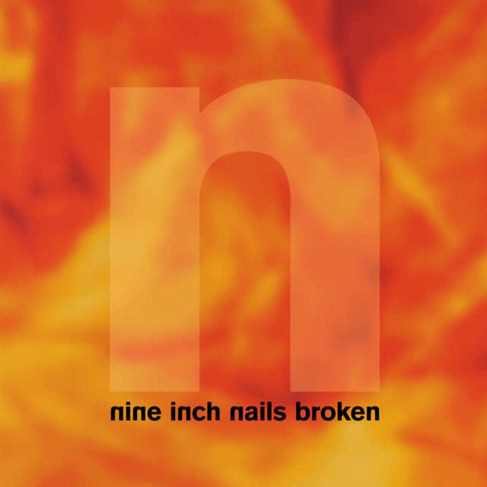 Vinyl Nine Inch Nails - Broken
