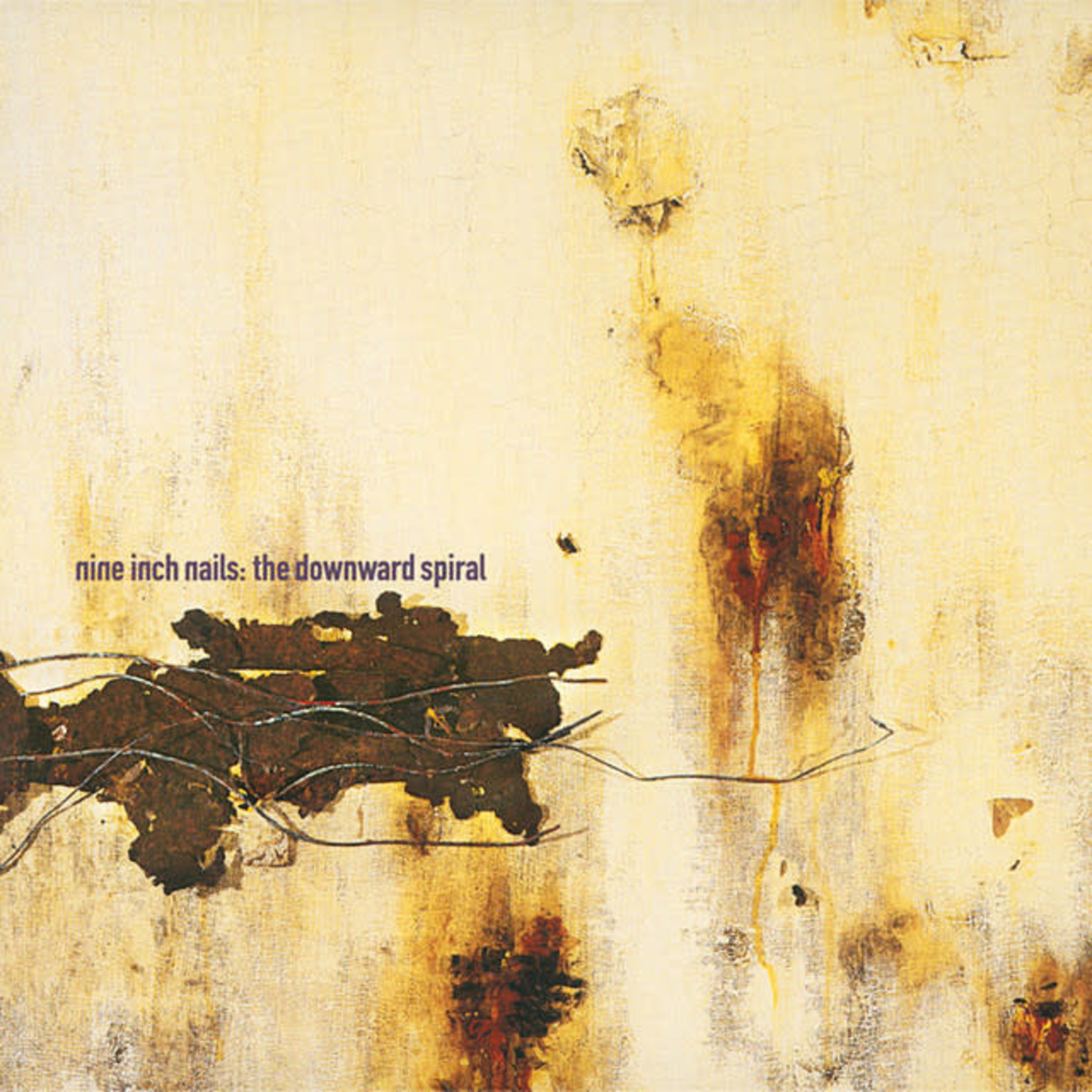 Vinyl Nine Inch Nails - The Downward Spiral