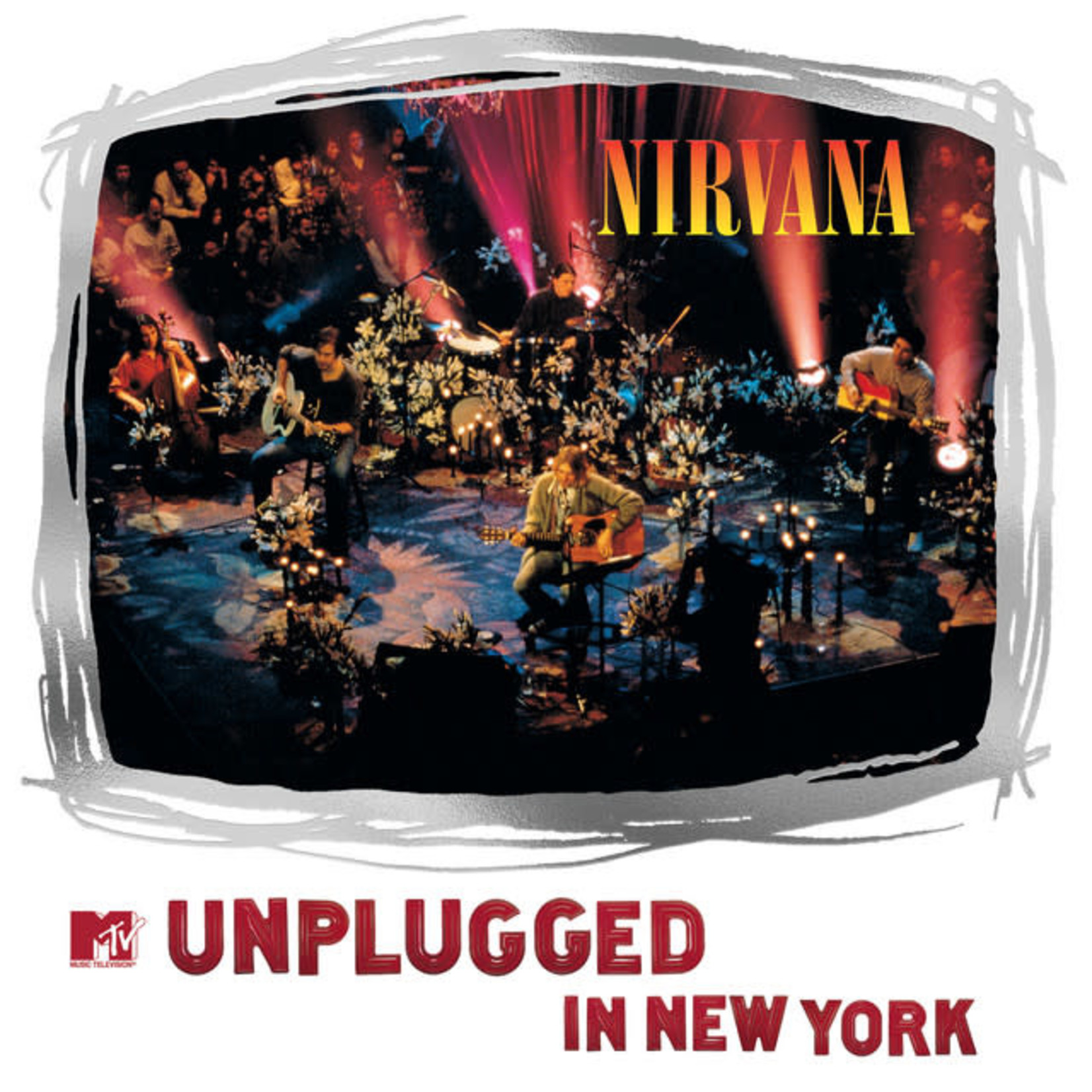 Vinyl Nirvana - Unplugged in New York (25th Anniversary)