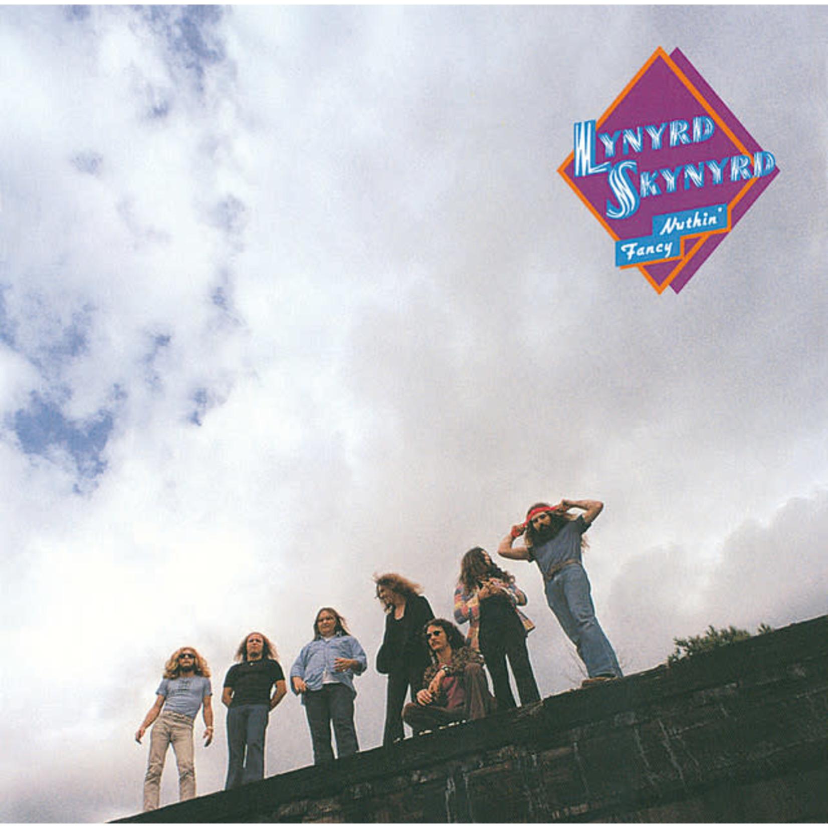 Vinyl Lynyrd Skynyrd - Nuthin' Fancy.