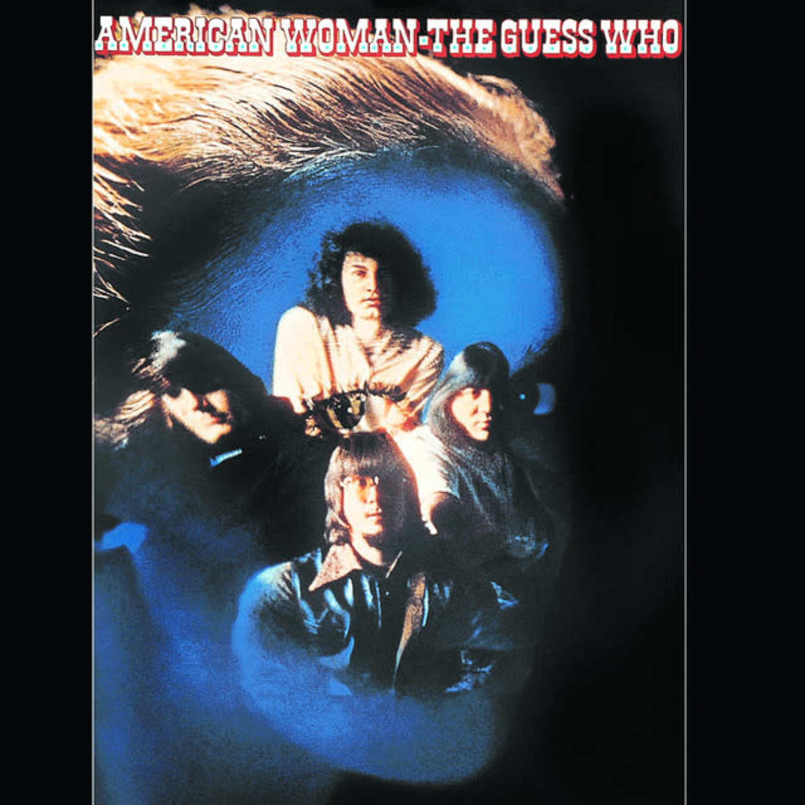 Vinyl The Guess Who - American Woman
