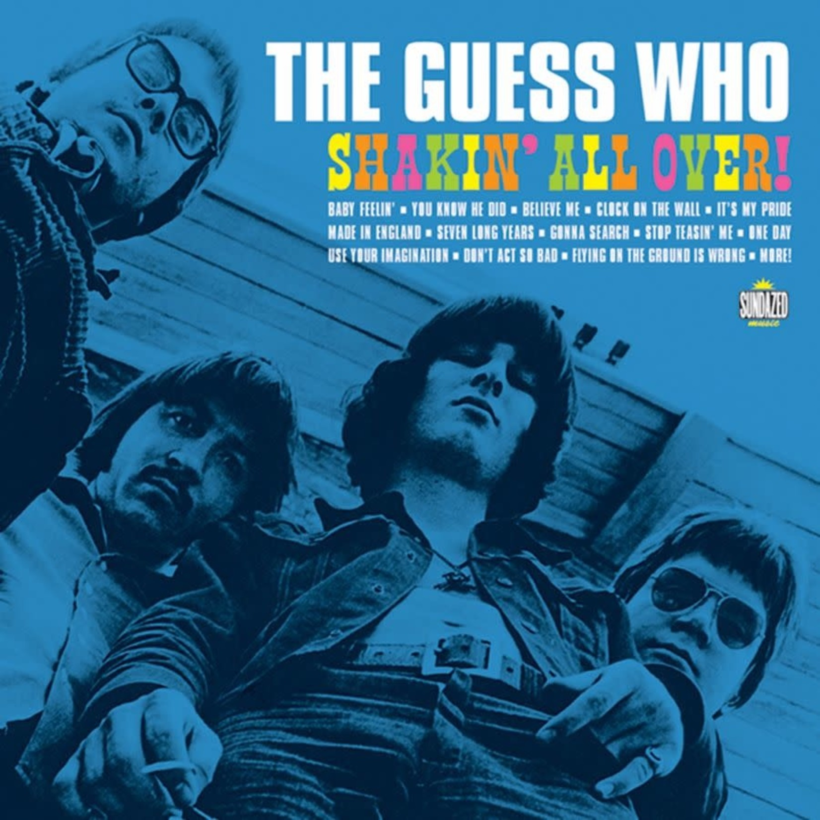 Vinyl The Guess Who - Shakin' All Over!