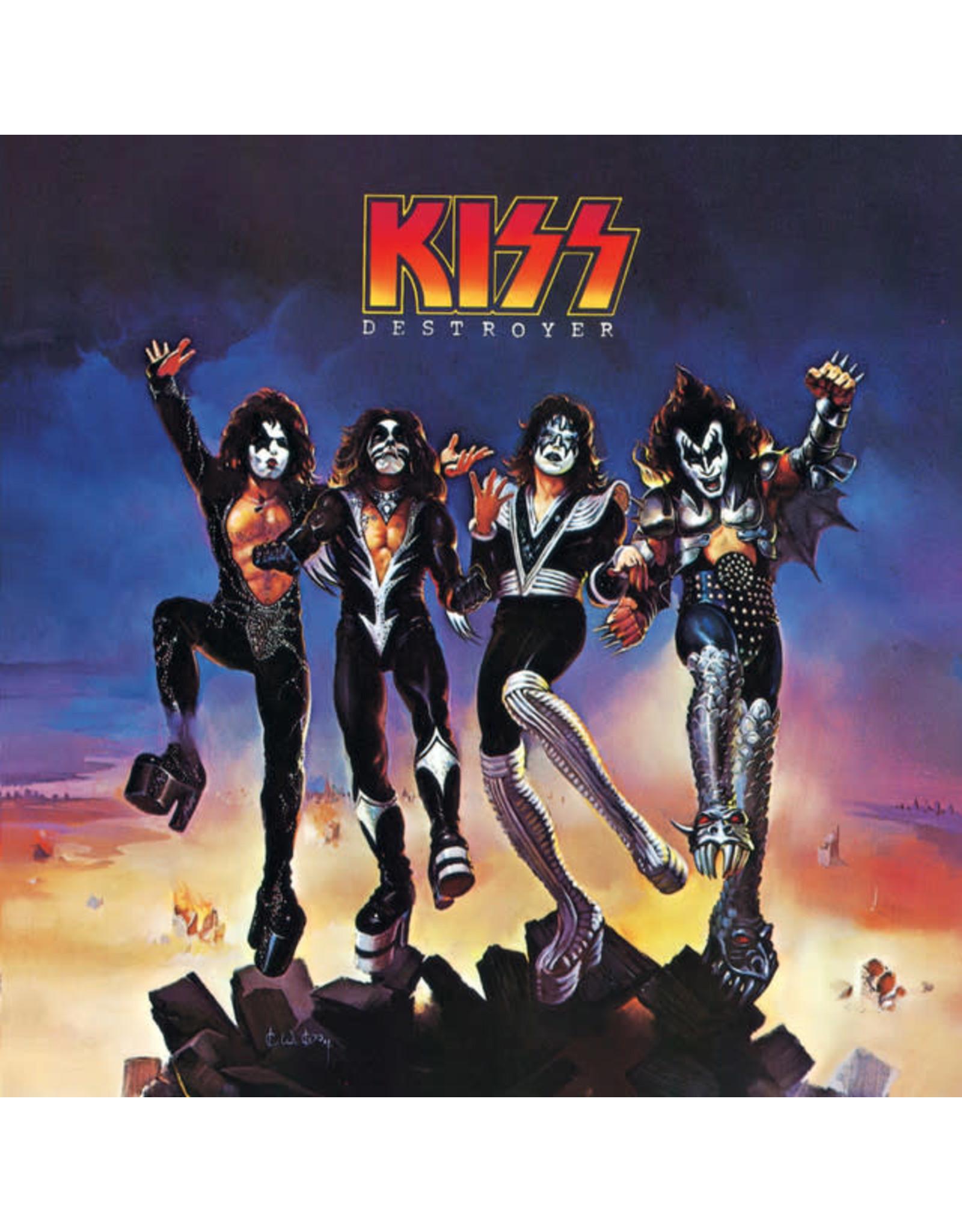 Vinyl Kiss - Destroyer