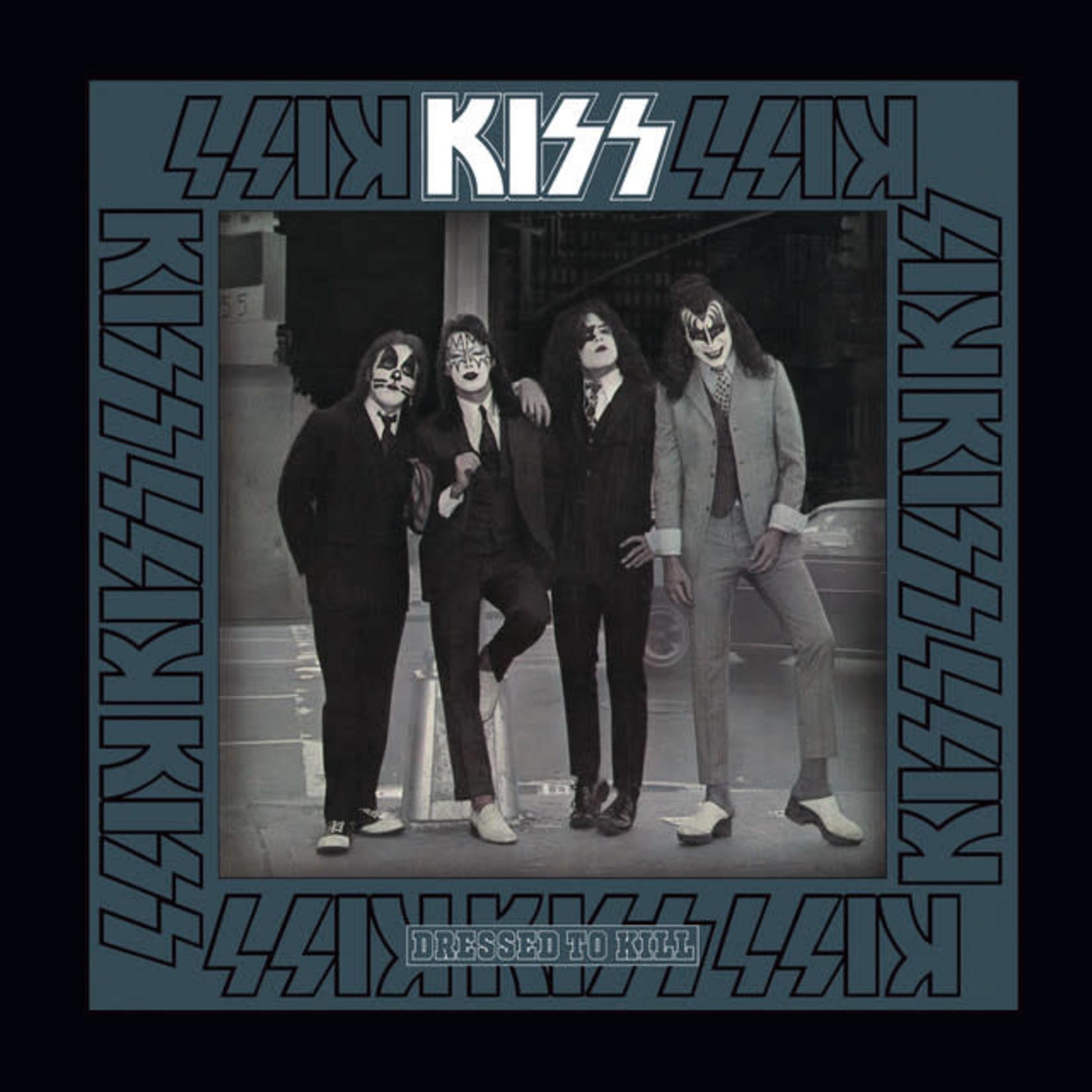 Vinyl Kiss - Dressed To Kill