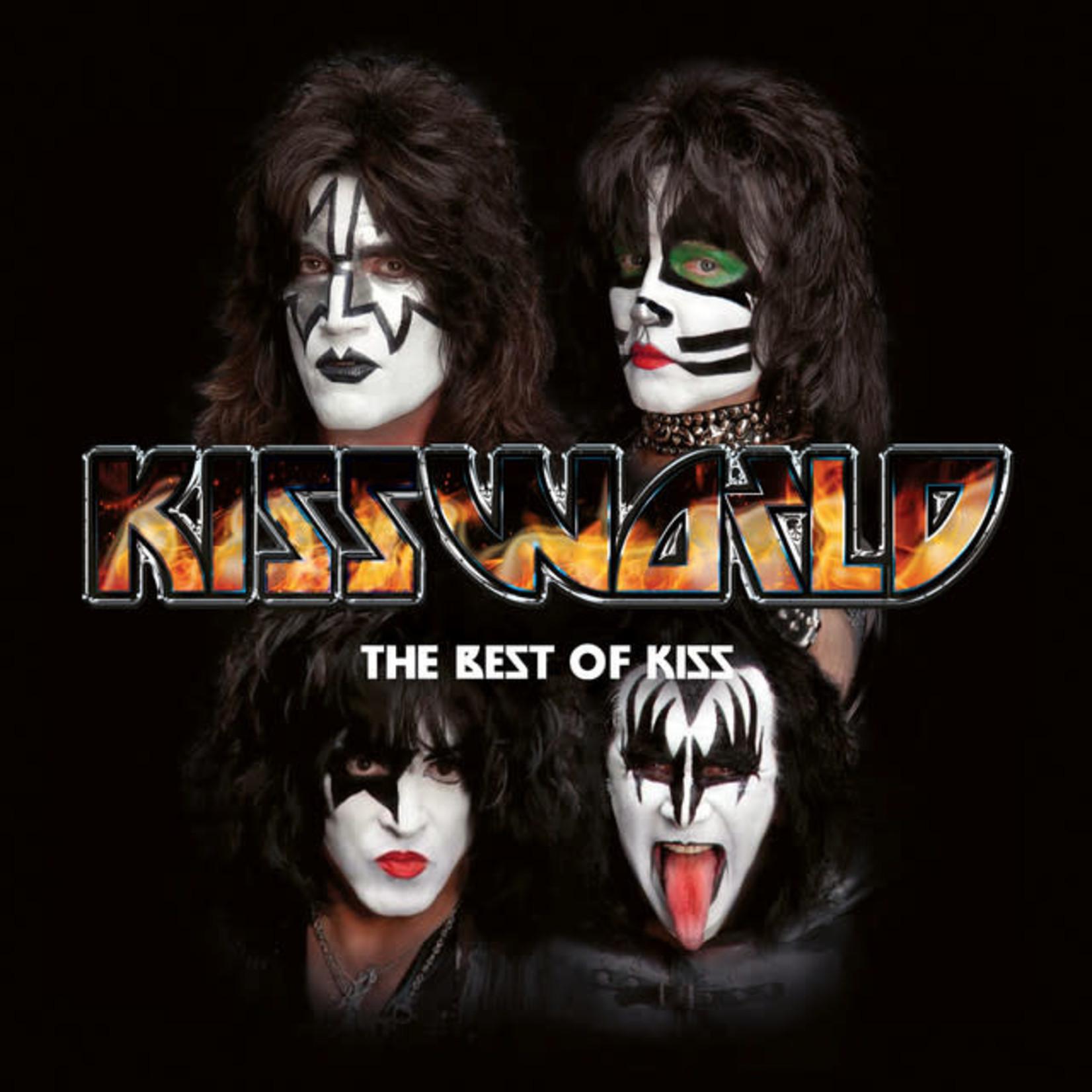 Vinyl Kiss - Kissworld The Best Of Kiss