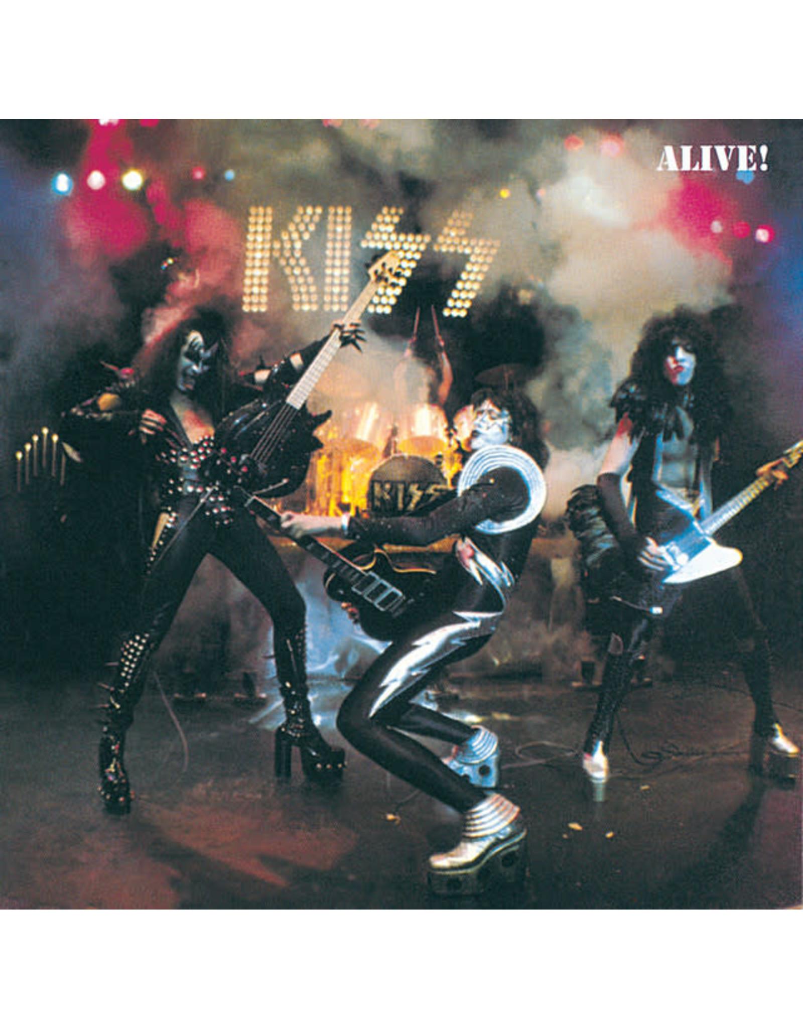 Vinyl Kiss - Alive