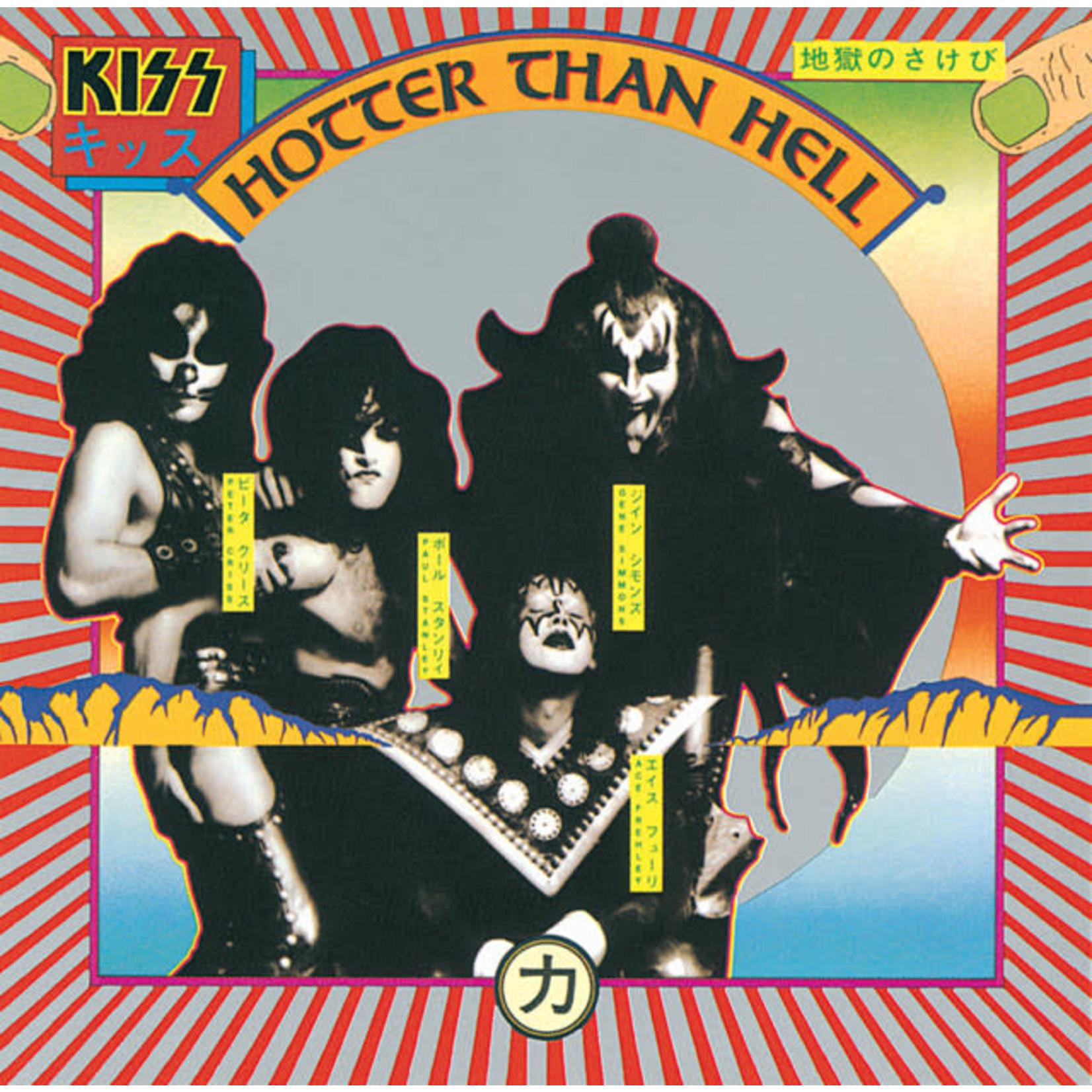 Vinyl Kiss - Hotter Than Hell