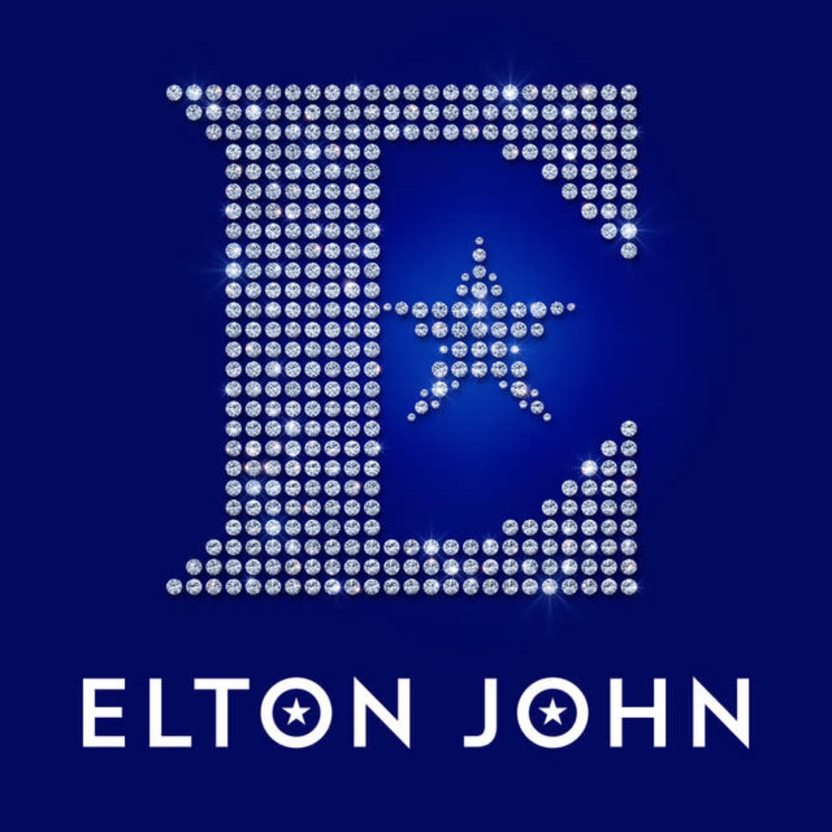 Vinyl Elton John - Diamonds