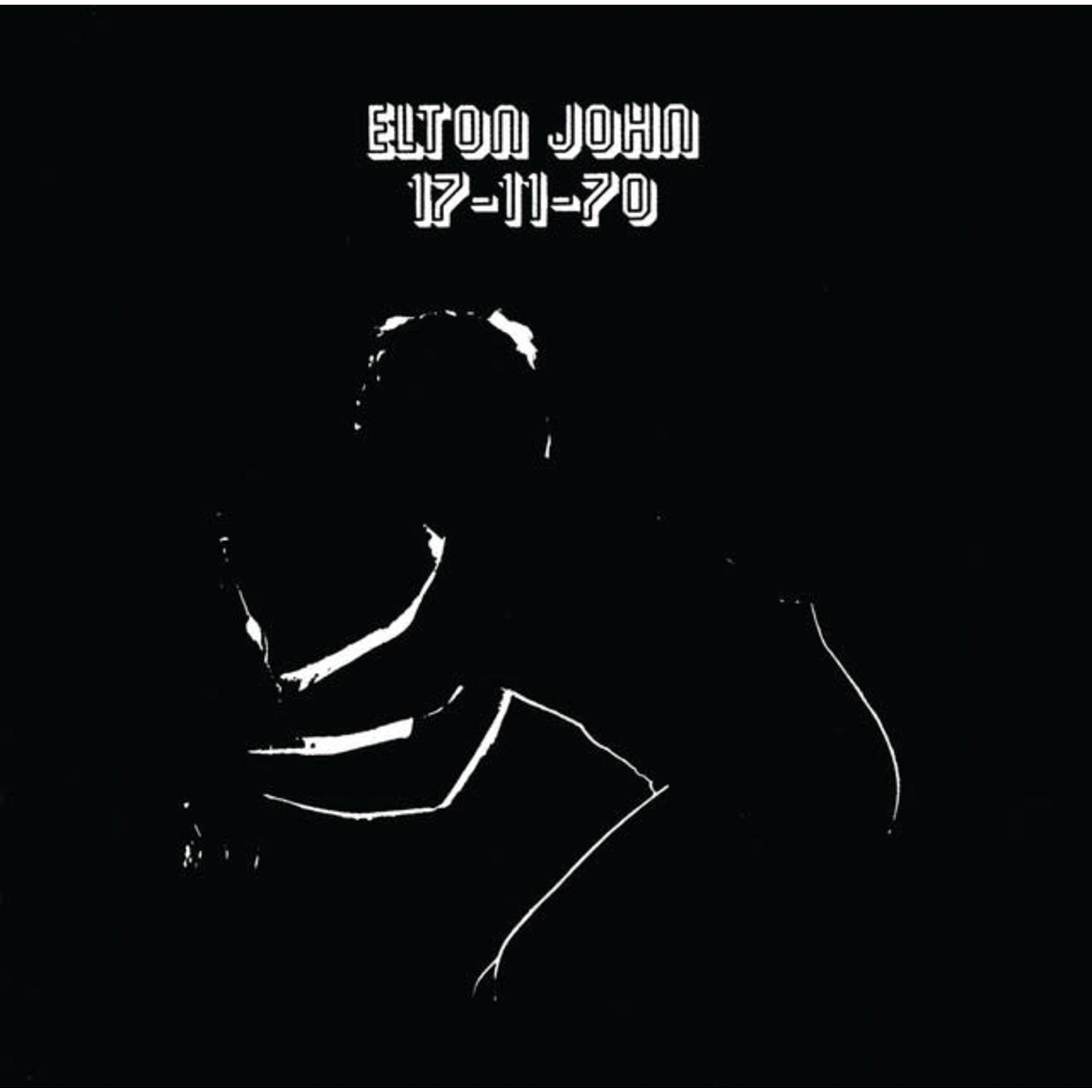 Vinyl Elton John - 17-11-70
