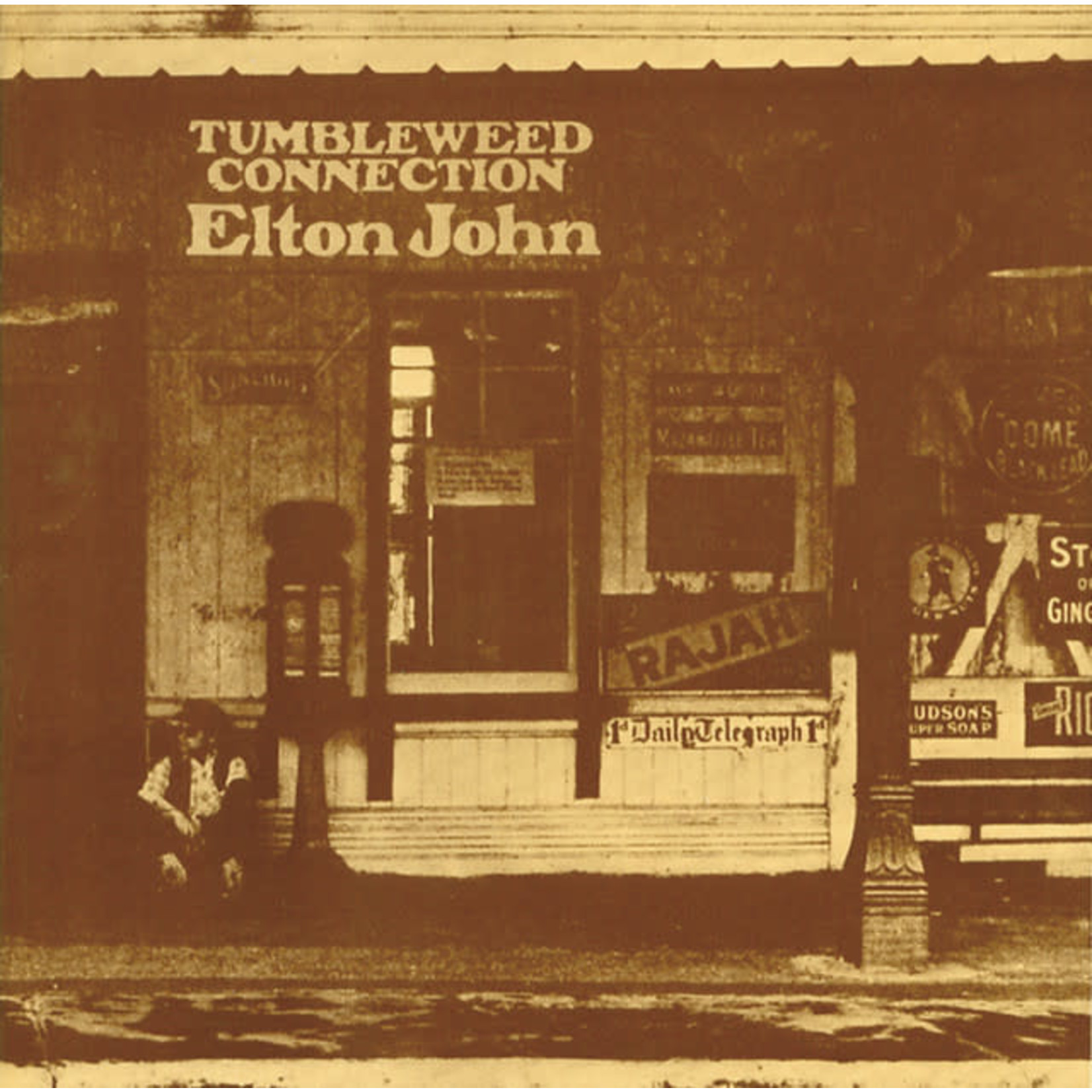 Vinyl Elton John - Tumbleweed Connection