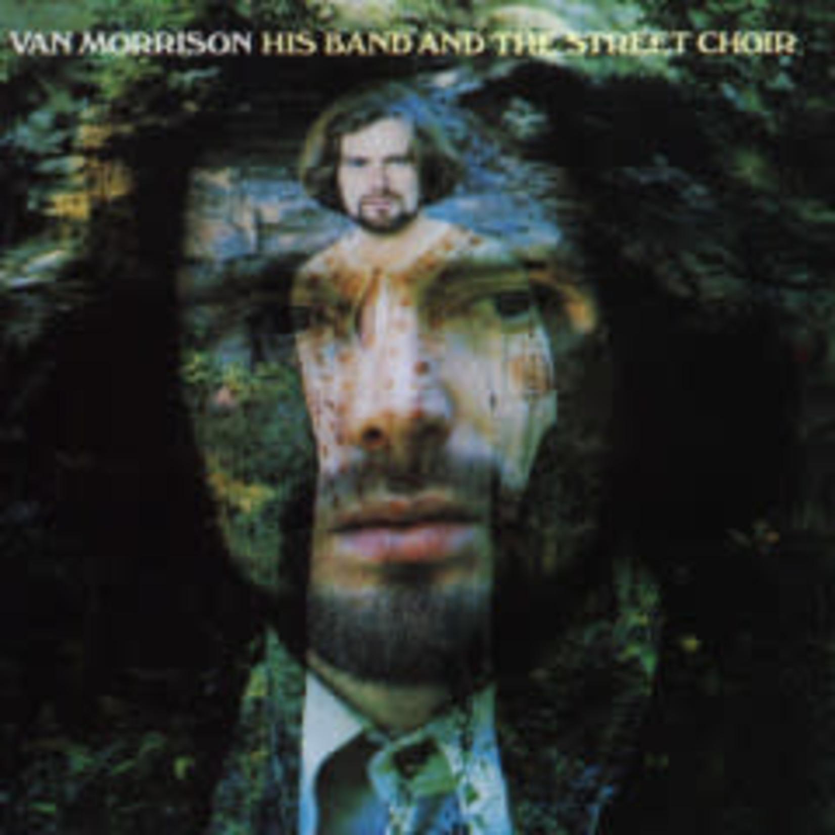 Vinyl Van Morrison - His Band andThe Street Choir (Green Vinyl)