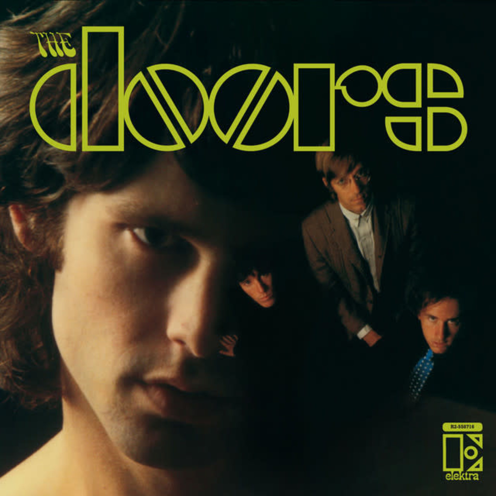 Vinyl The Doors - S/T