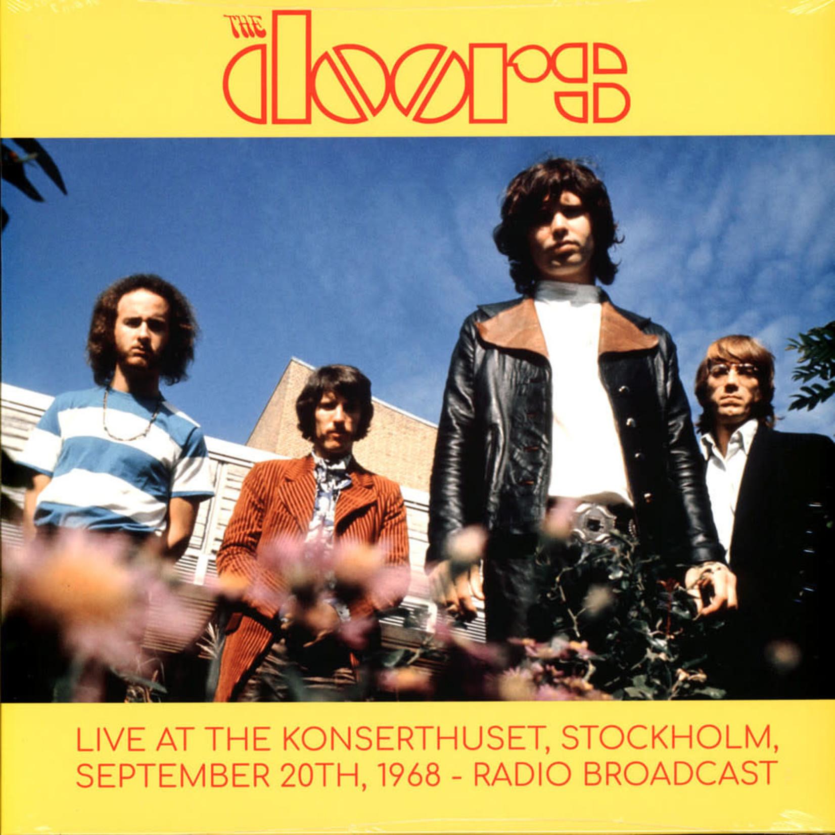 Vinyl The Doors - Stockholm 1968