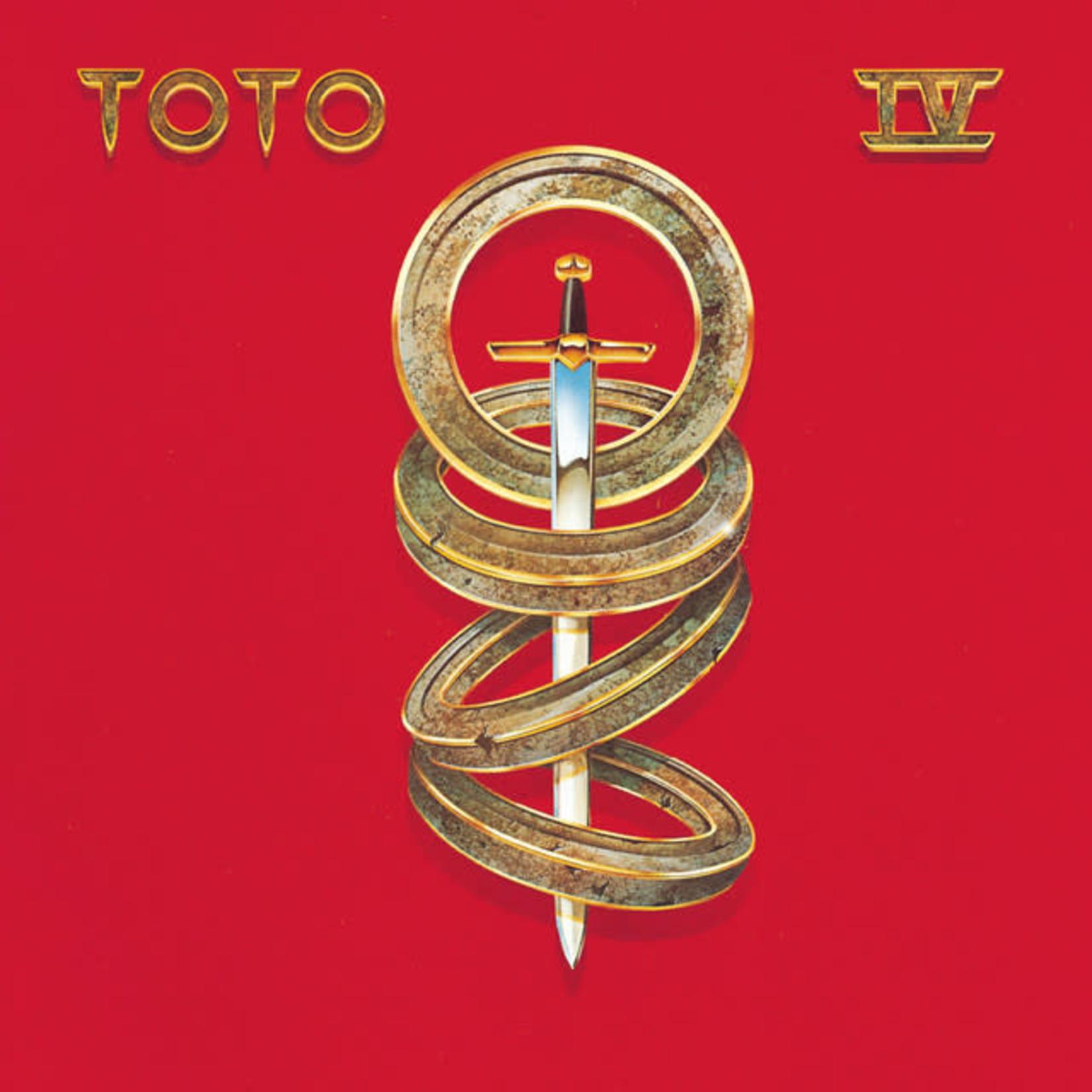 Vinyl Toto - IV