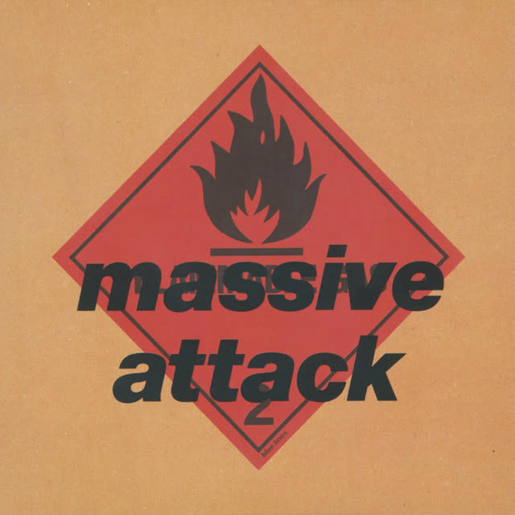 Vinyl Massive Attack - Blues Lines