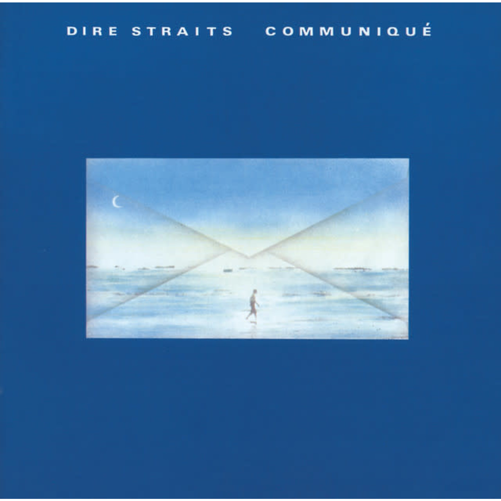 Vinyl Dire Straits - Communique
