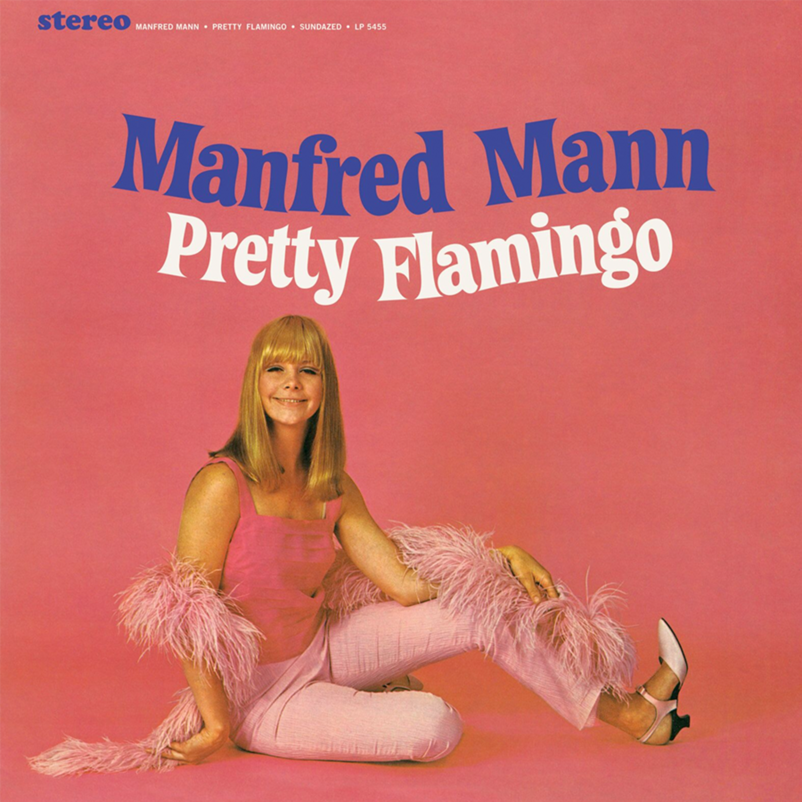 Vinyl Manfred Mann - Pretty Flamingo