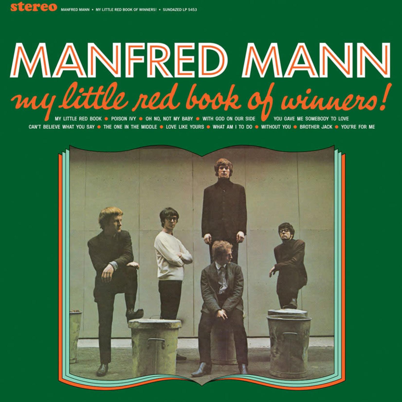 Vinyl Manfred Mann - My Little Red Book of Winners