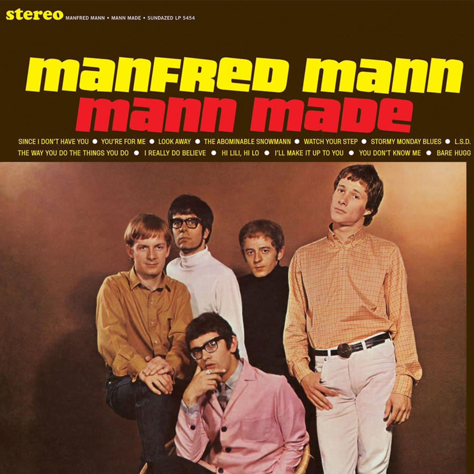 Vinyl Manfred Mann - Mann Made
