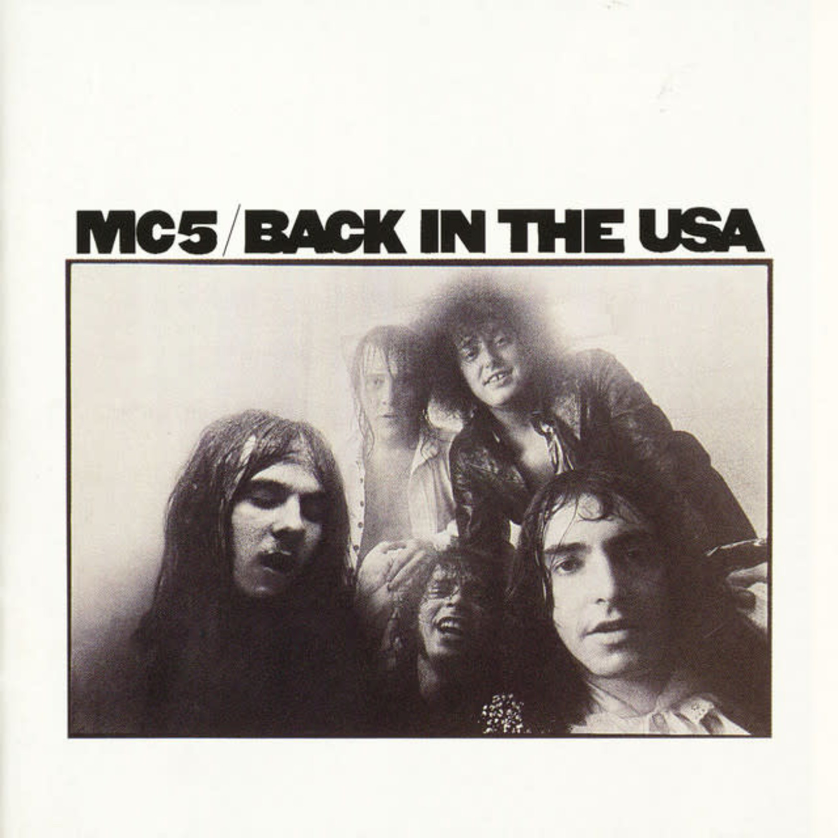 Vinyl MC5 - Back In The USA