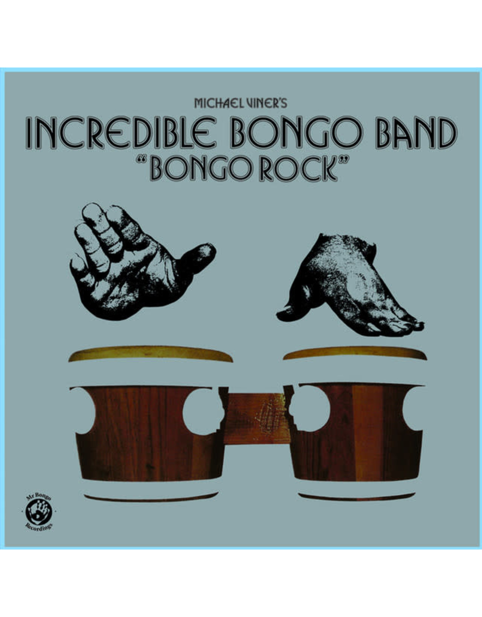 Vinyl Incredible Bongo Band - Bongo Rock