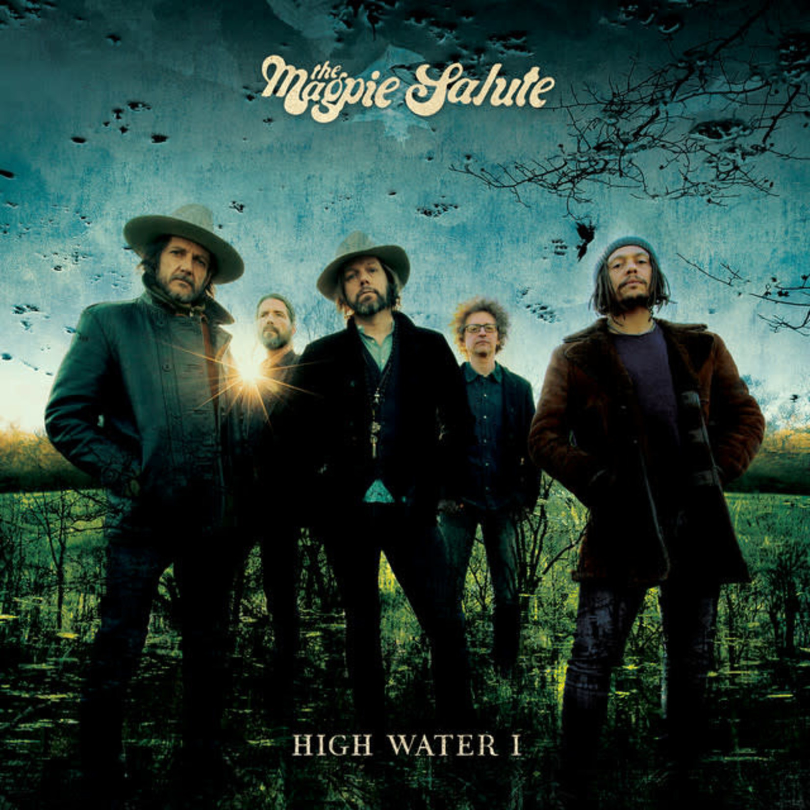 Vinyl The Magpie Salute - High Water I. $$